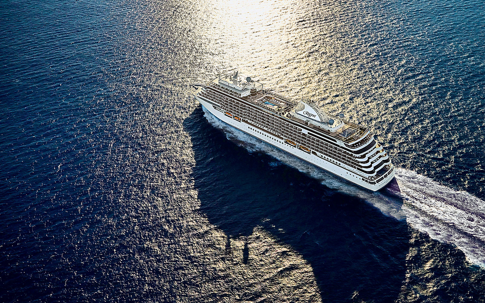 Is This New Ship The Most Luxurious Cruise At Sea
