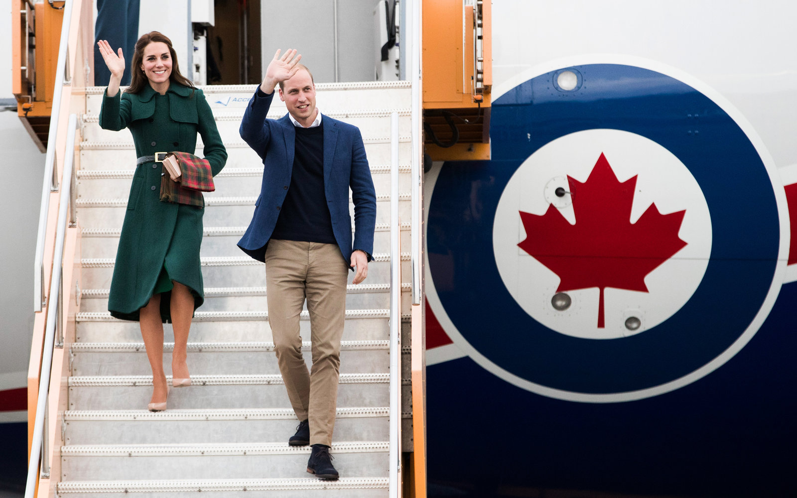 Royal Family Tour Canada