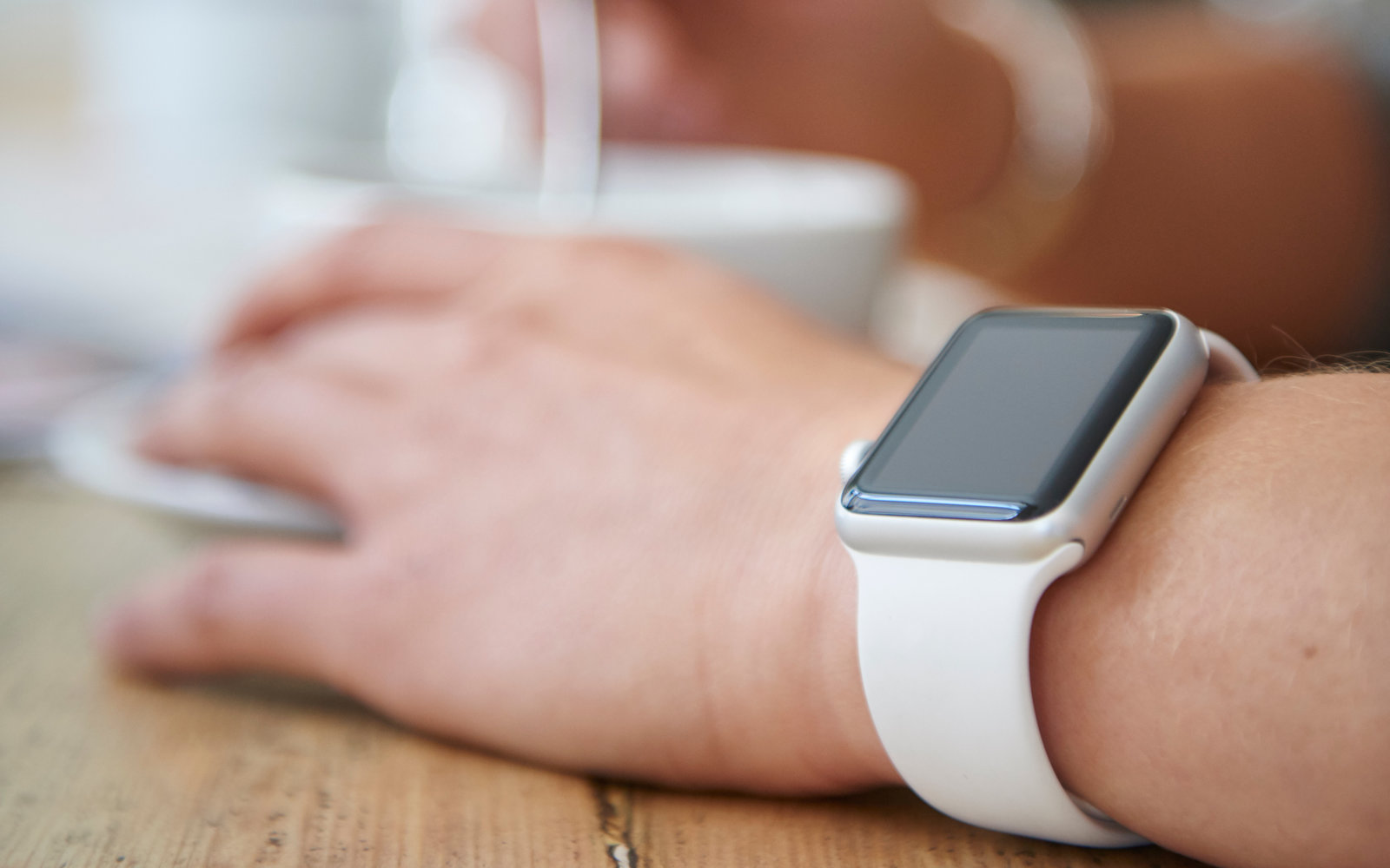 Danny Meyer Utilizes Apple Watch at Union Square