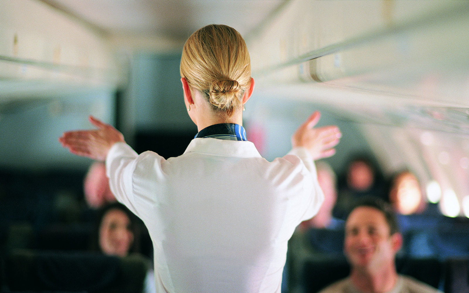Roundup: flight attendant secrets