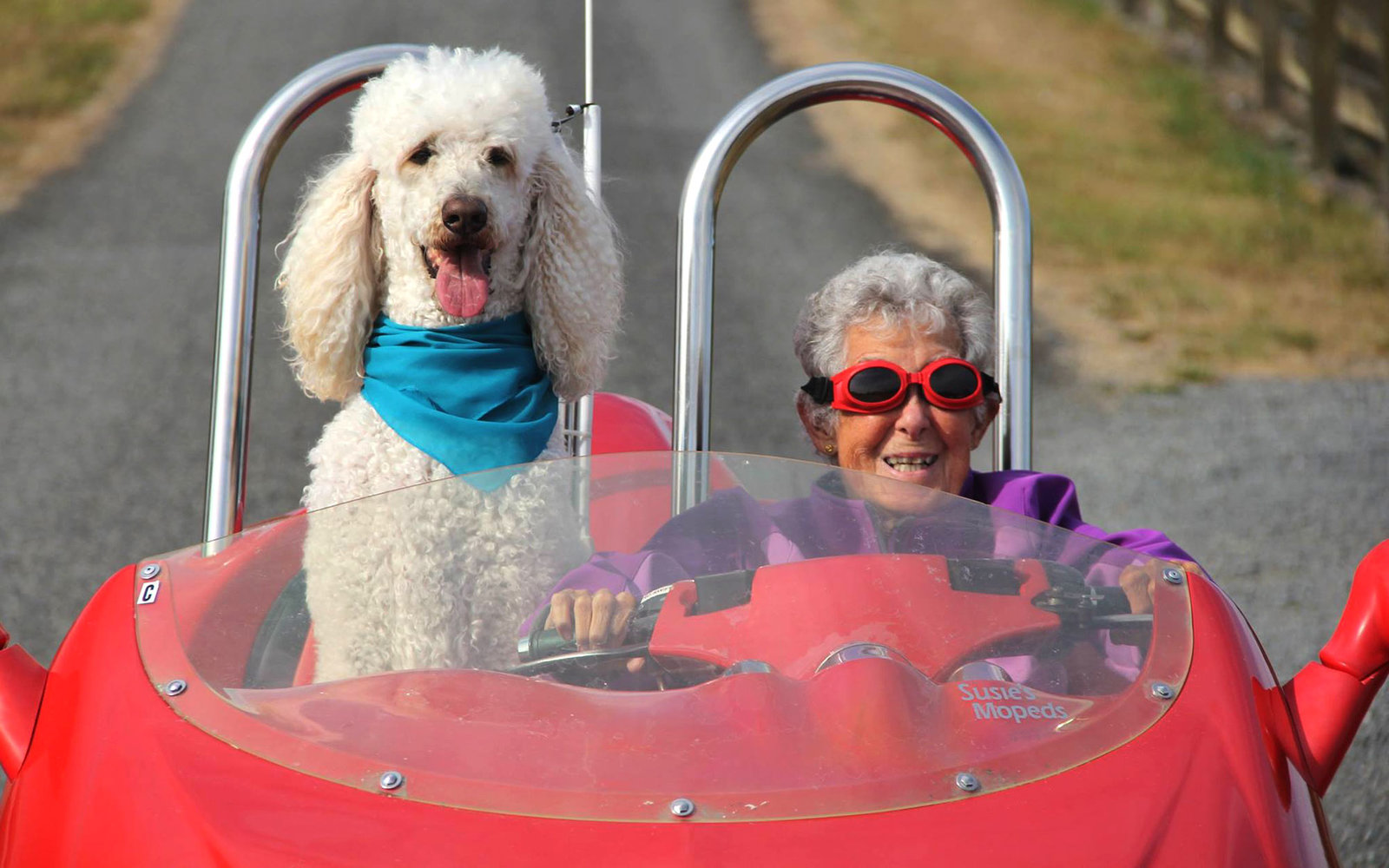 91-Year-Old Woman Who Skipped Cancer Treatment to Go RVing Across the Country Dies After Year-Long Adventure
