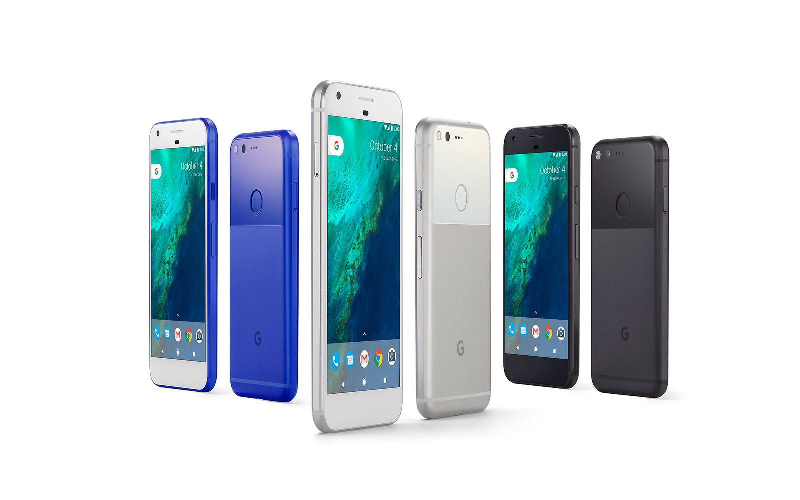 New Pixel Phones Launched by Google