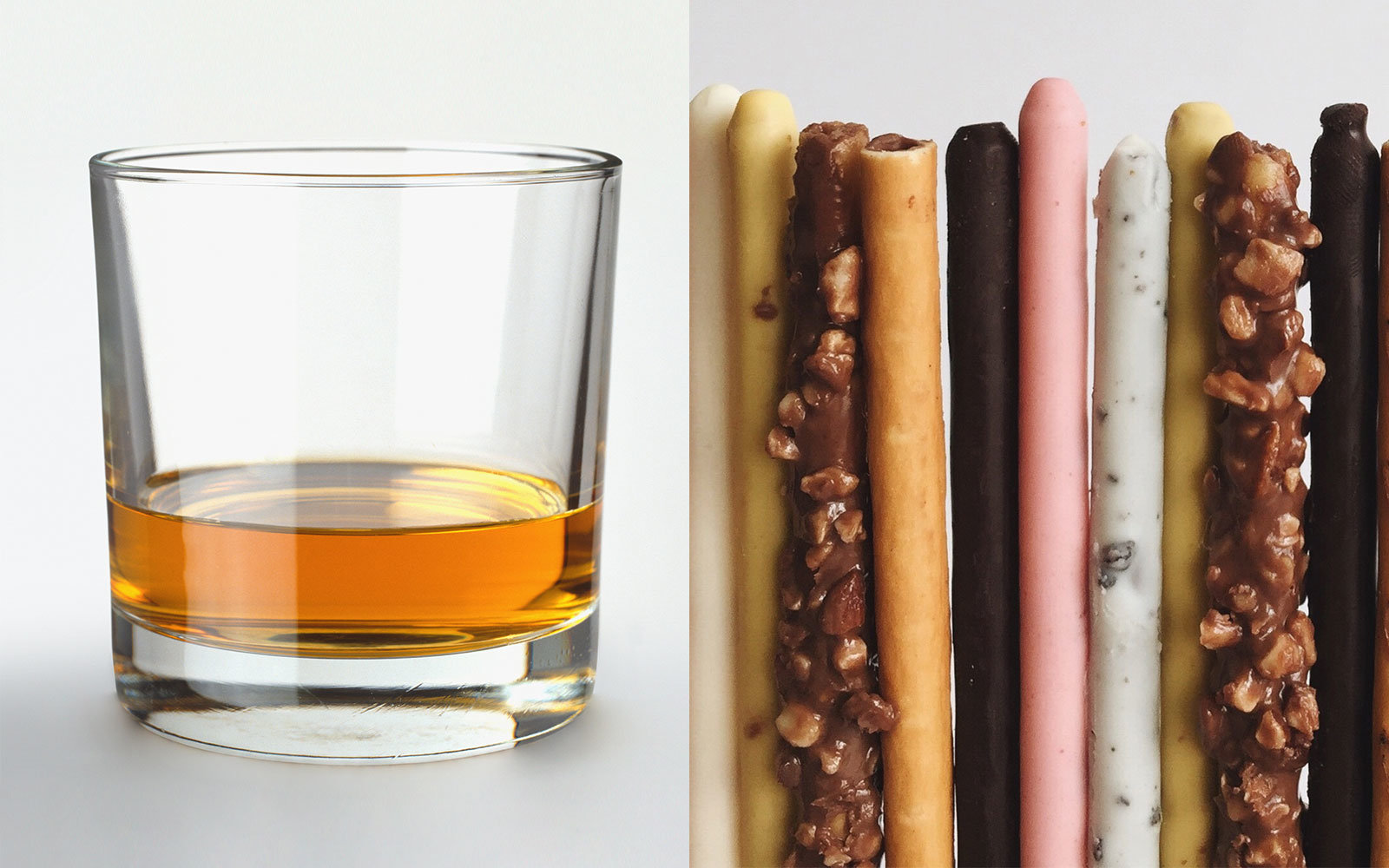 Whiskey-Flavored Pocky