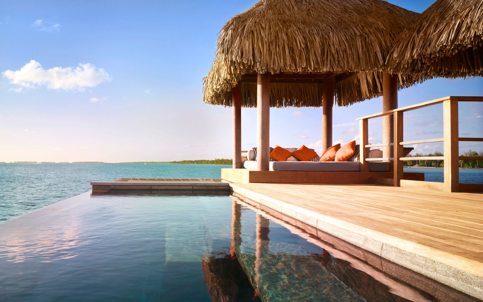 The Best Overwater Bungalows