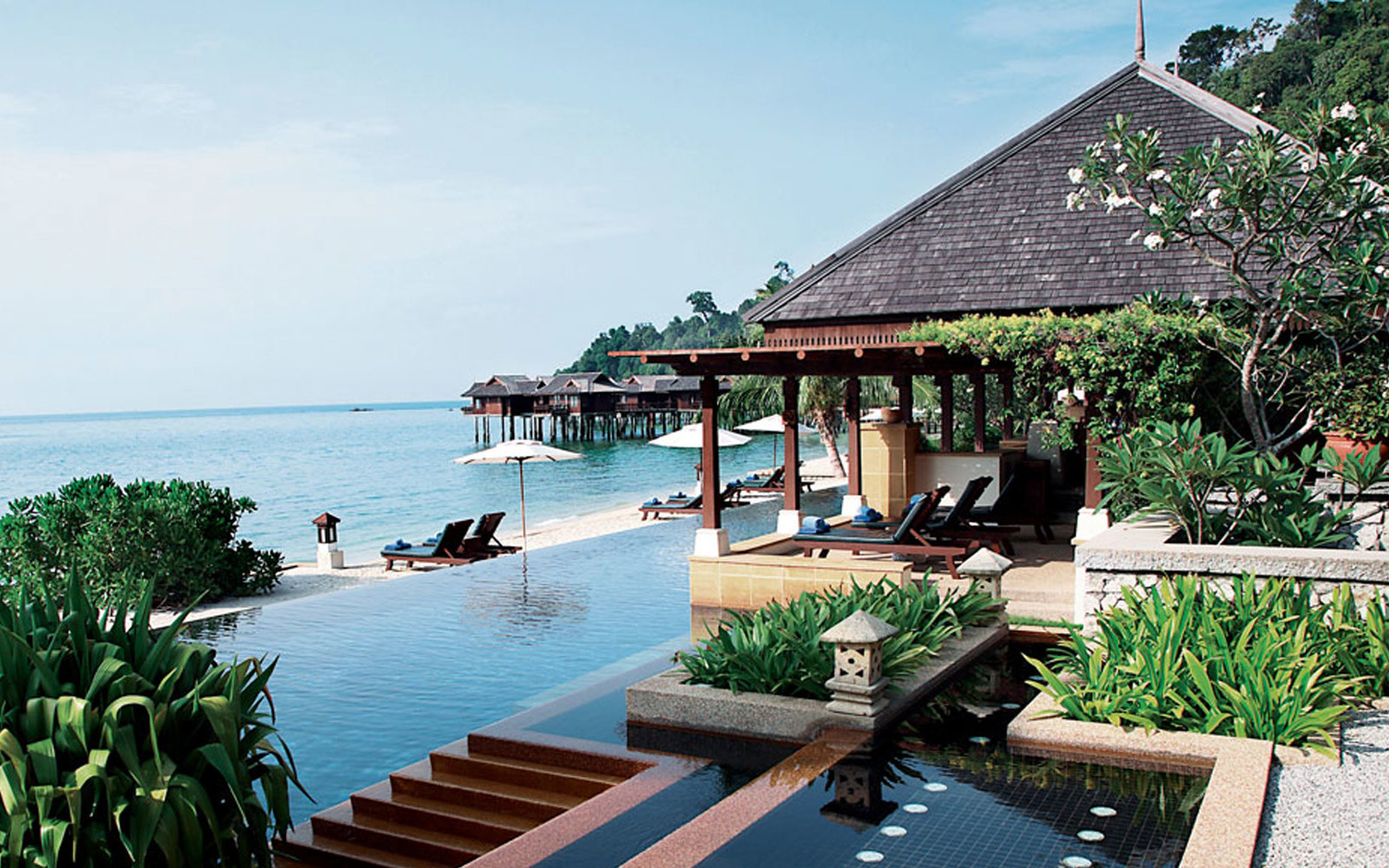 Awesome Overwater Bungalows In Malaysia Part - 13: Best Overwater Bungalows