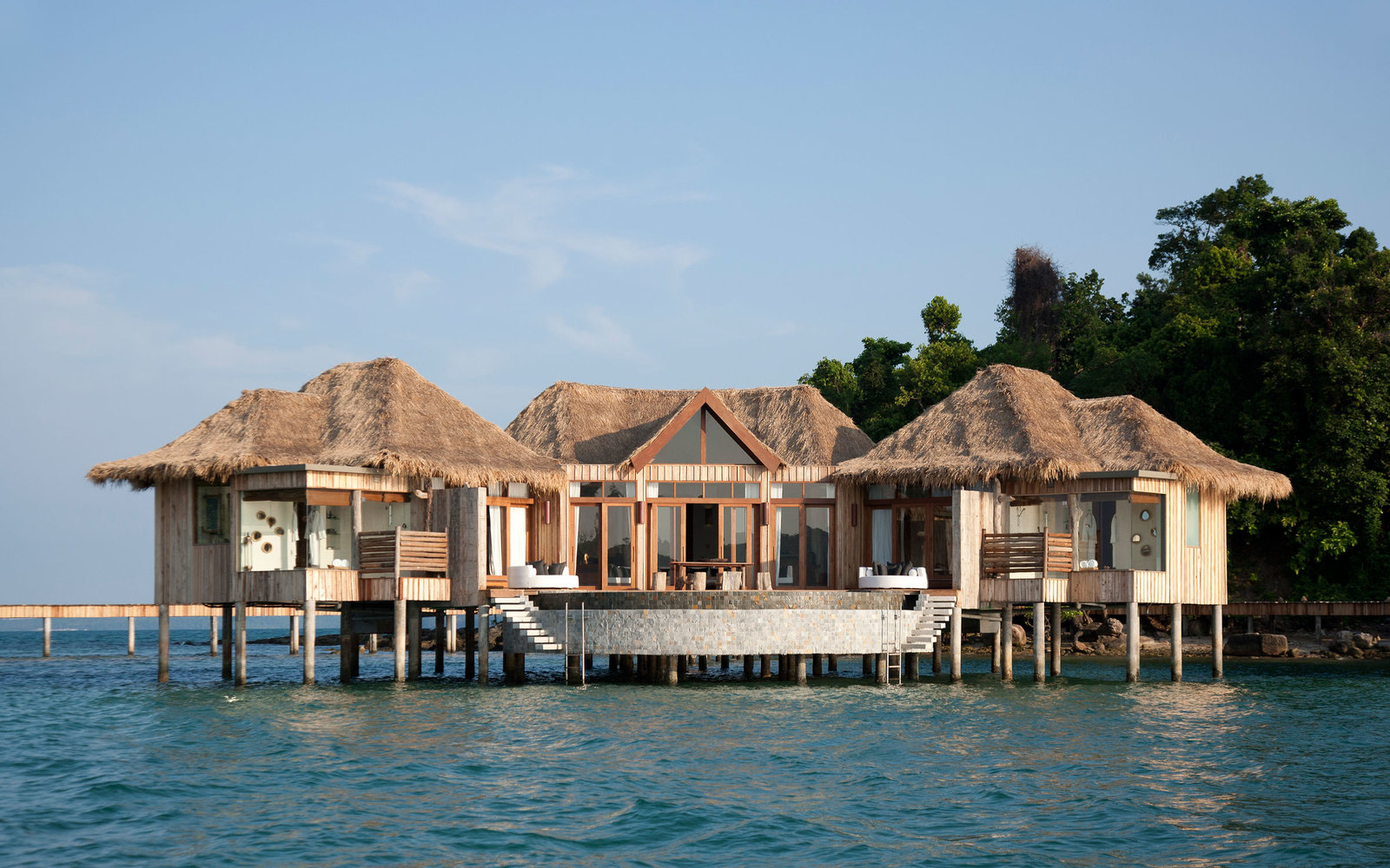 Overwater Bungalows In Malaysia Part - 28: Best Overwater Bungalows