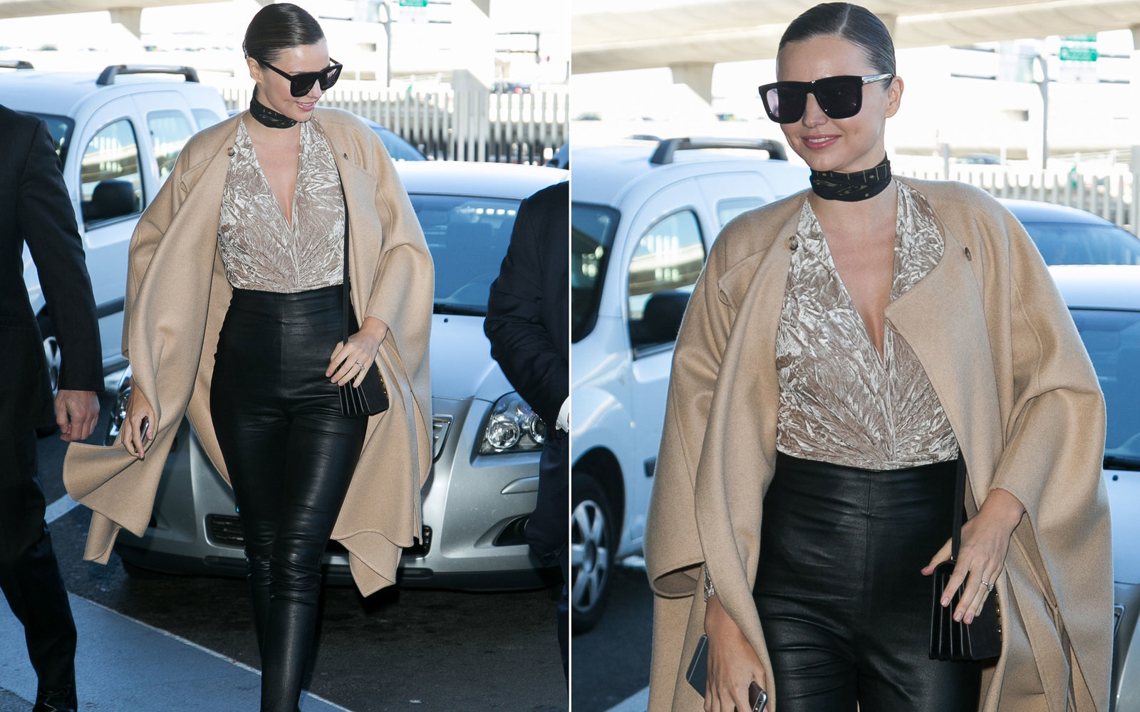 We Re Crushing On The Primitive Country Decor In This City: Shop Miranda Kerr's Airport Style