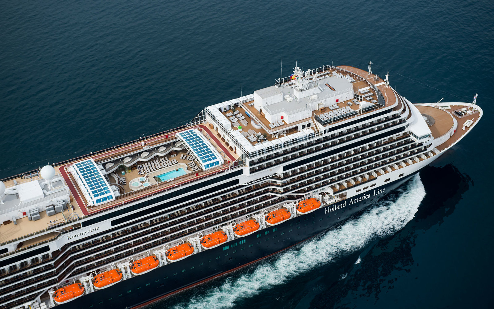 Best cruise line for adults