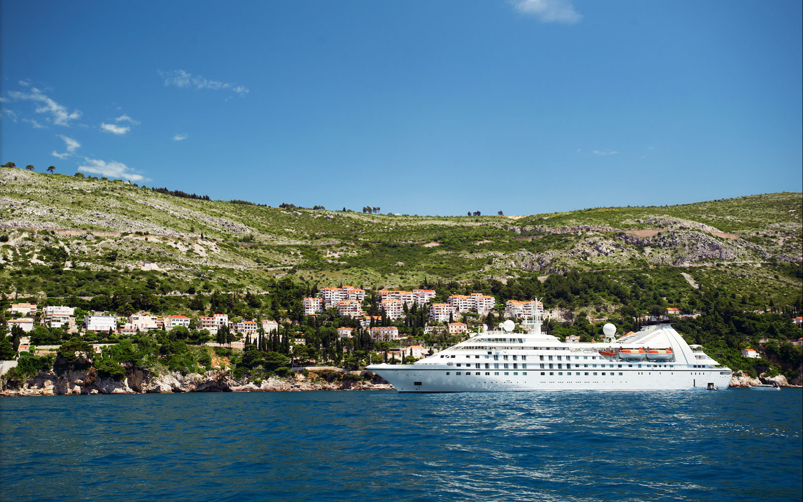 Francois Illas New Tradition: Best Mediterranean Cruise Ships
