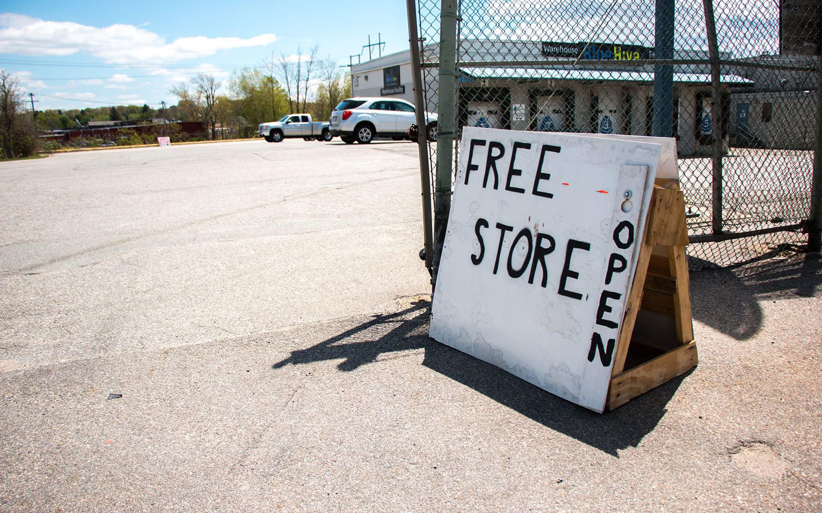 Check Out This Curious New Store Where Everything Is Free