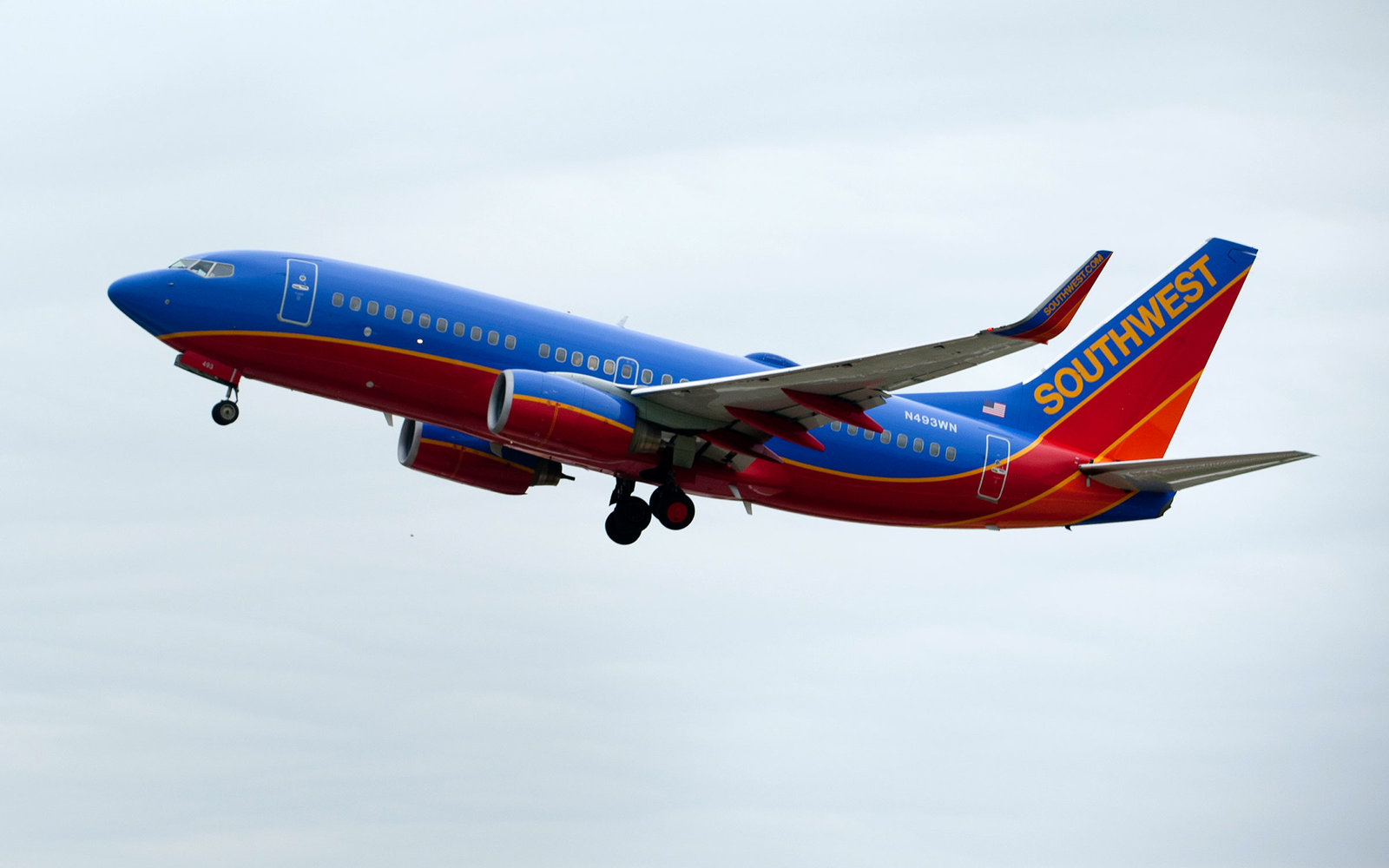 Man Thrown off Southwest Flight