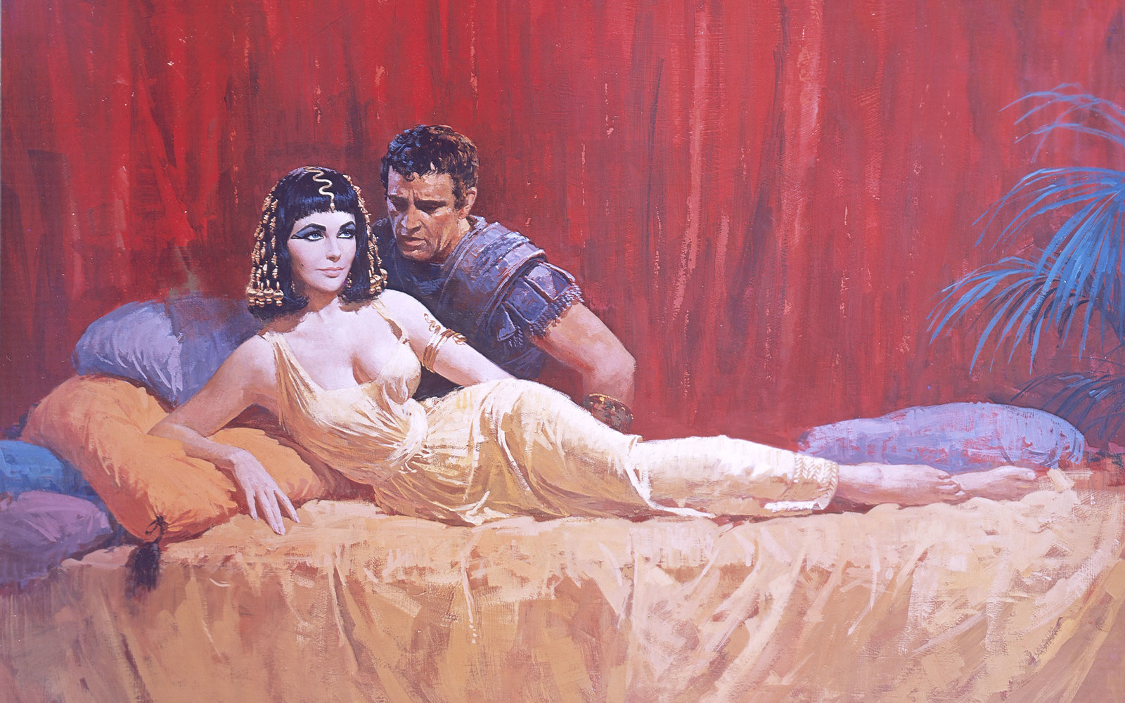 Cleopatra Had a Secret Drinking Club