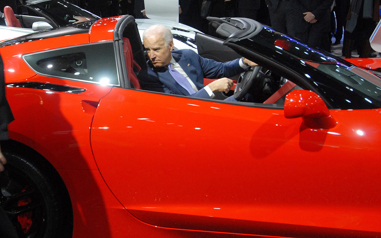 Joseph Biden Vice Presidential Travels