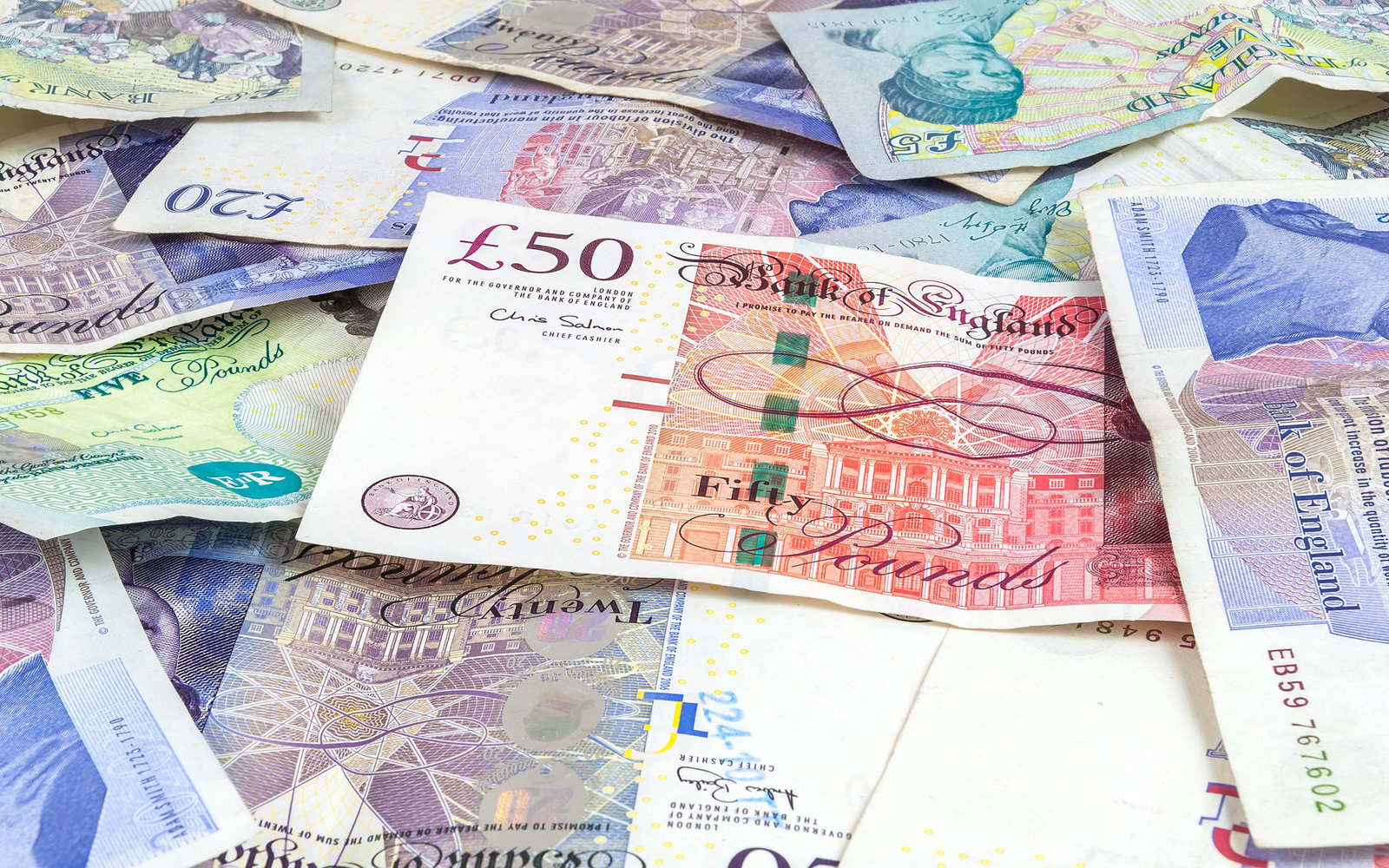 British Pounds Value Plummets
