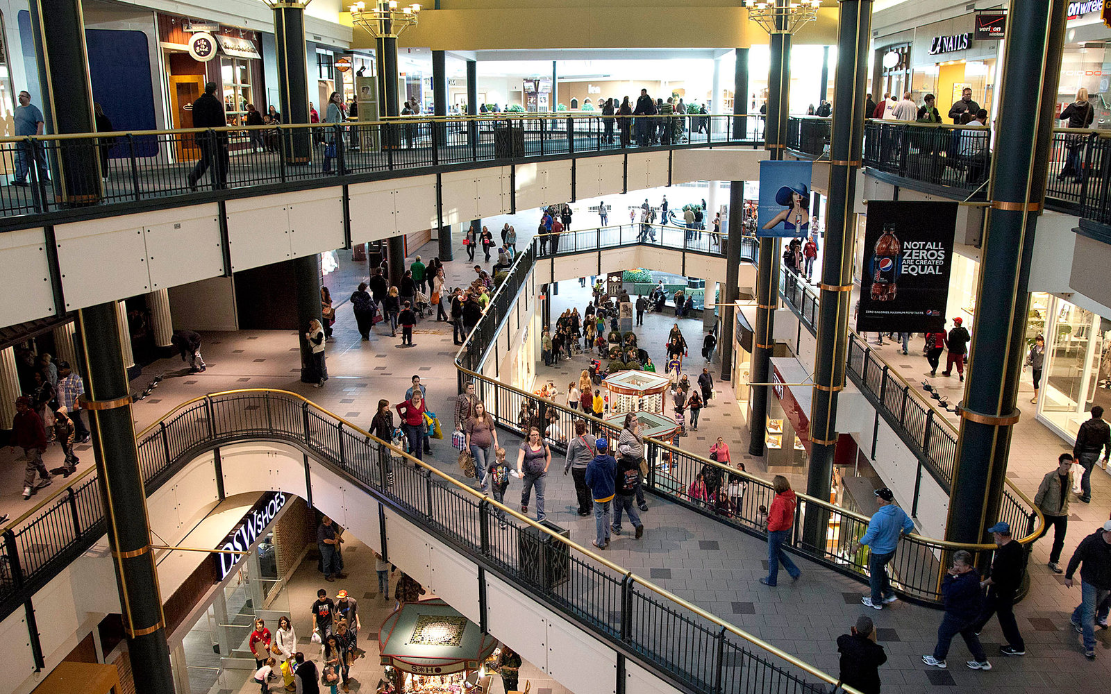Mall of America Closes for Thanksgiving