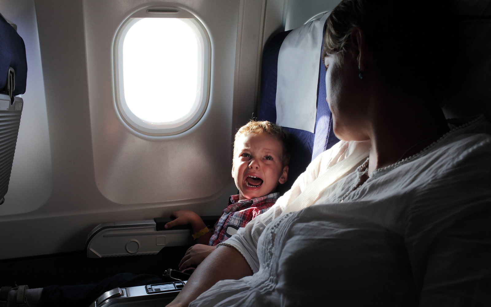 Child Free Zones On Airplanes