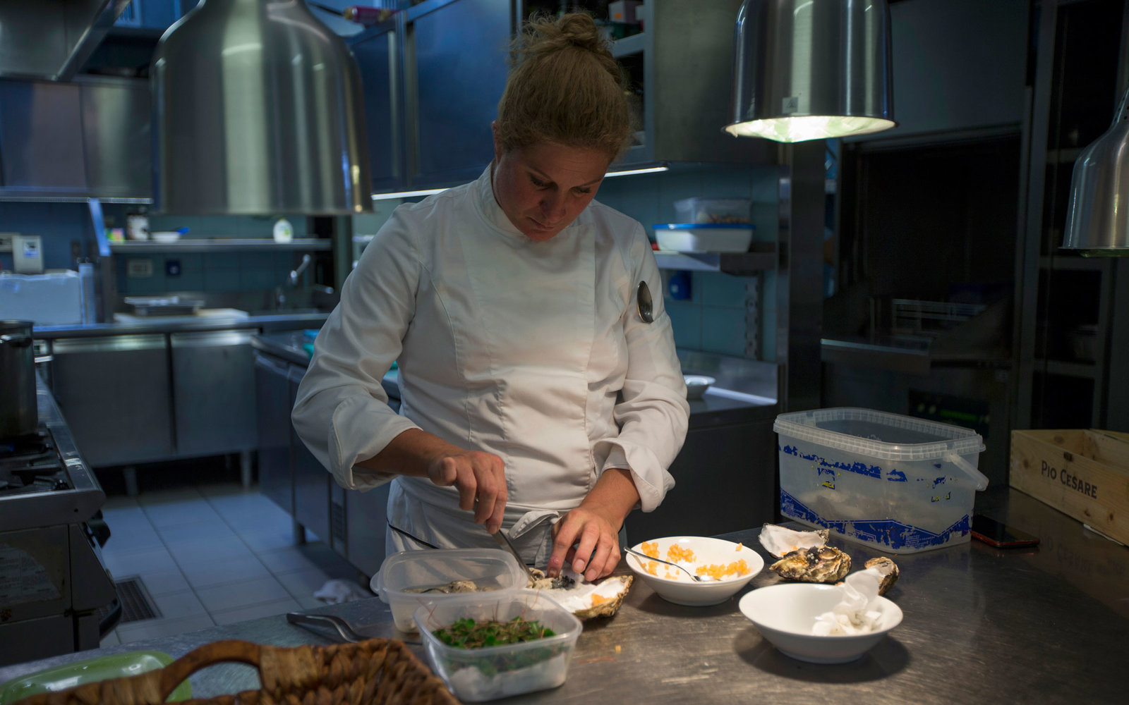 Chef Ana Ros Channels the Beauty and Bounty of Real-Life Narnia at Hiša Franko