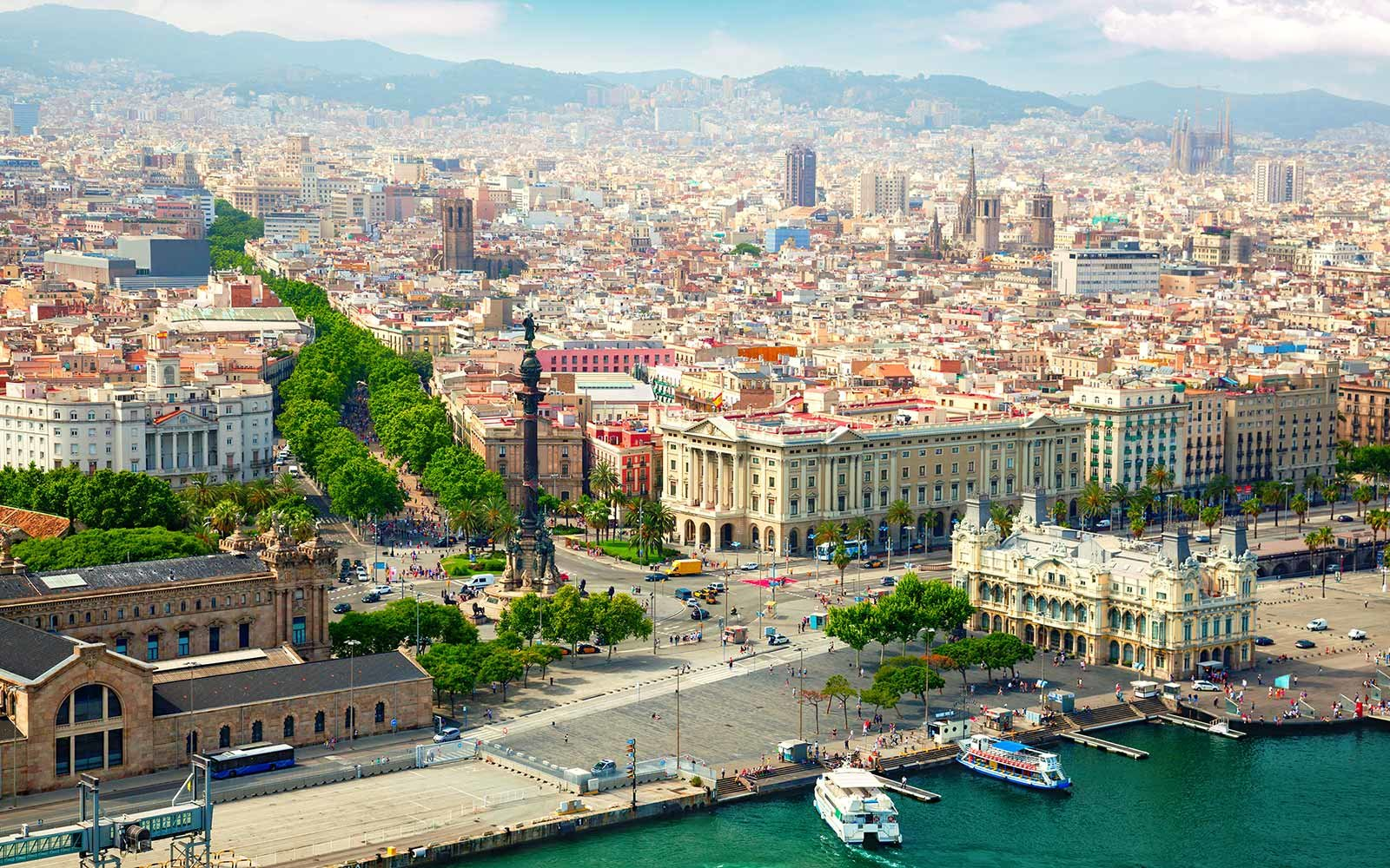 Barcelona Image: Fly To Barcelona This Winter For $303 Round-trip