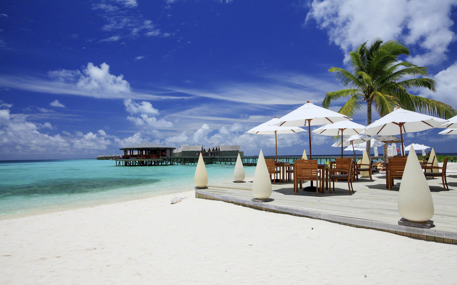 Centara Ras Fushi Resort & Spa in the Maldives