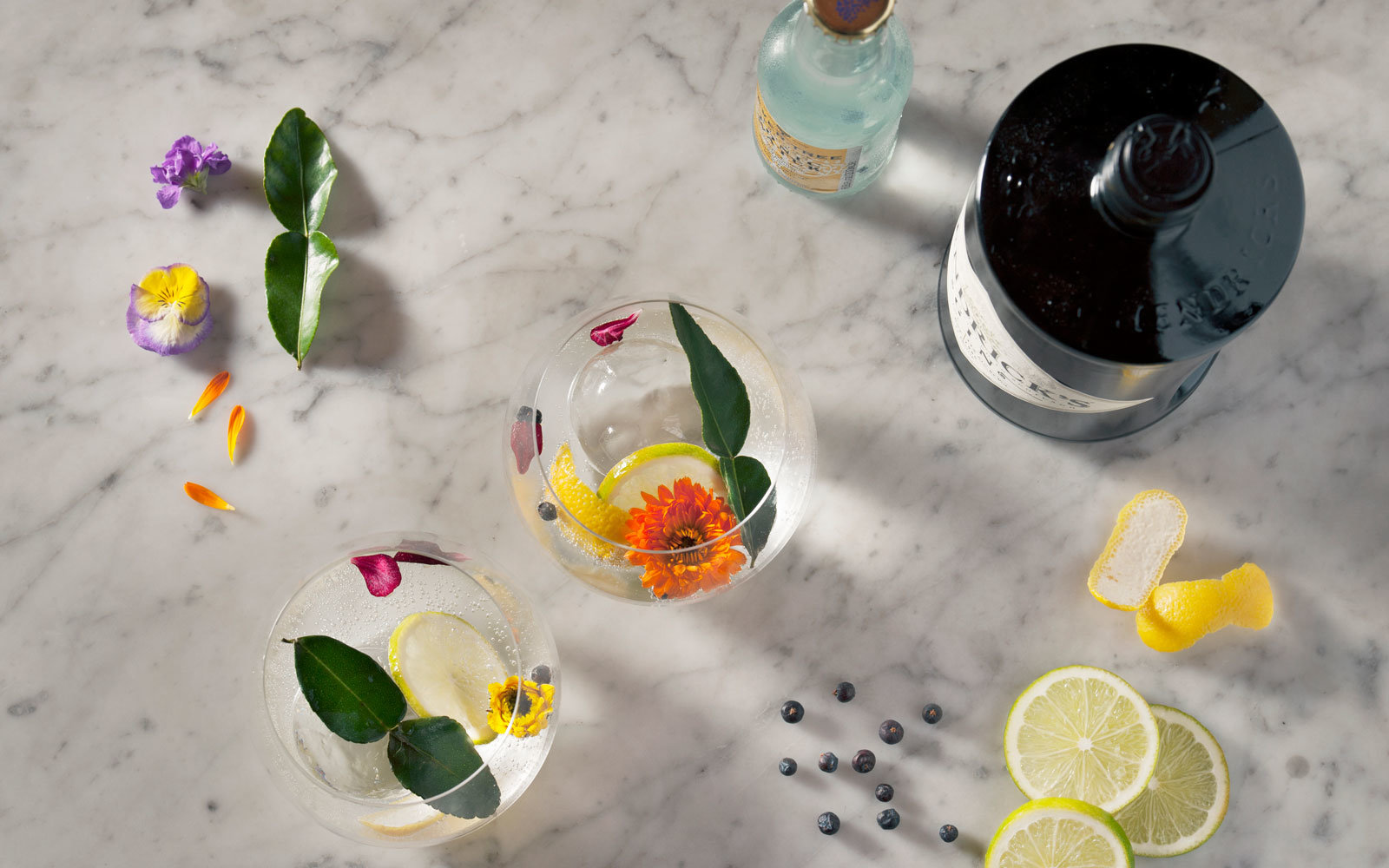 Cocktail Recipes Using Hendricks Gin