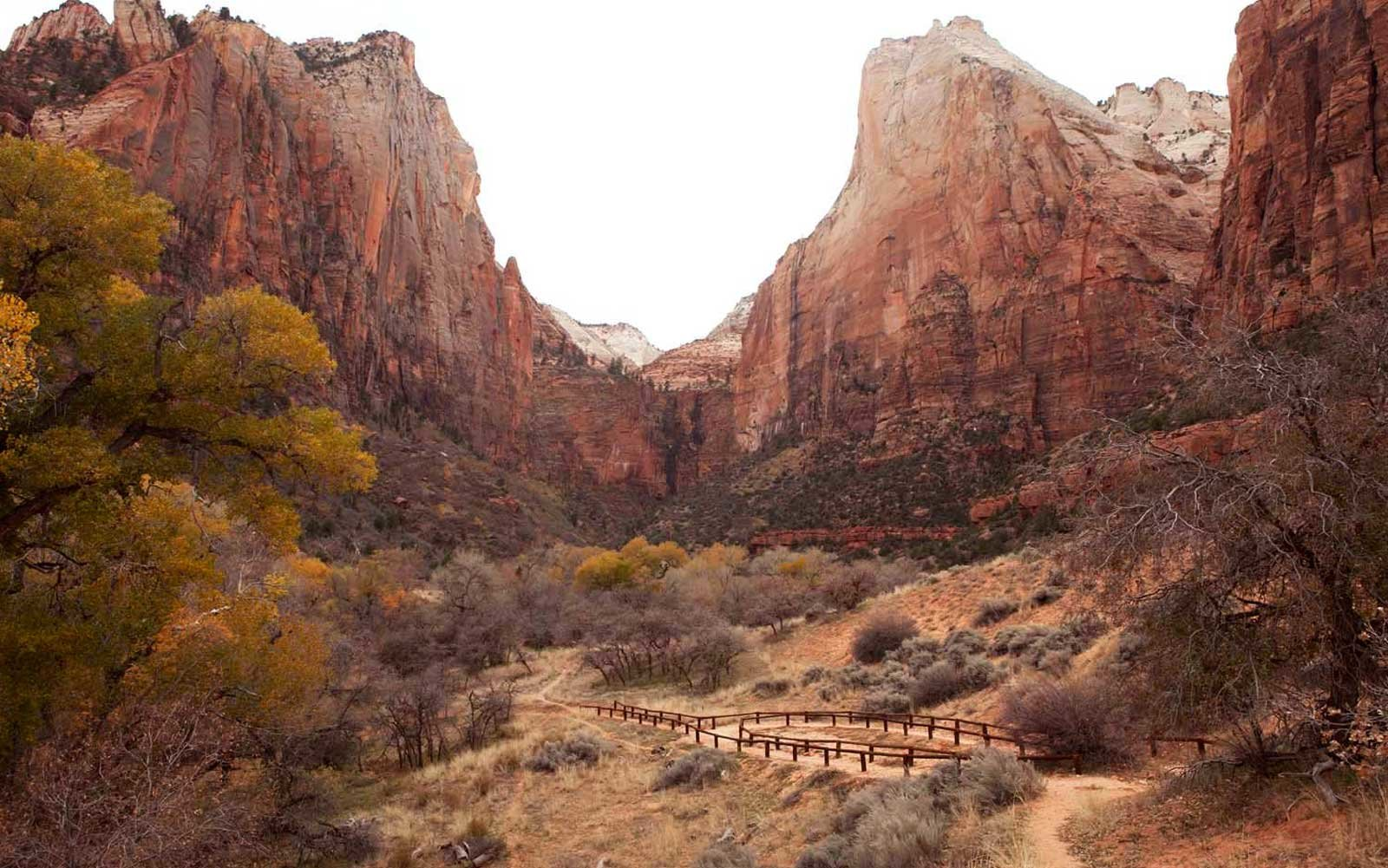 What To See And Do In Zion National Park Travel Leisure
