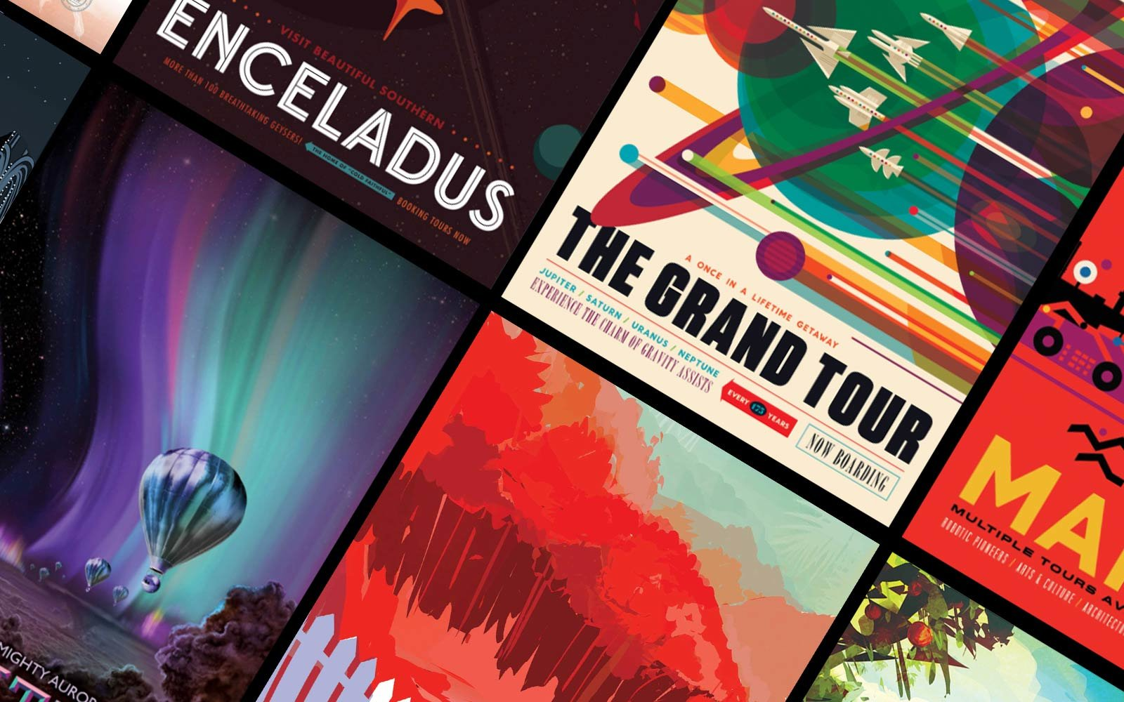 NASA is Giving Away Free Space Travel Posters—Here's How to Get One