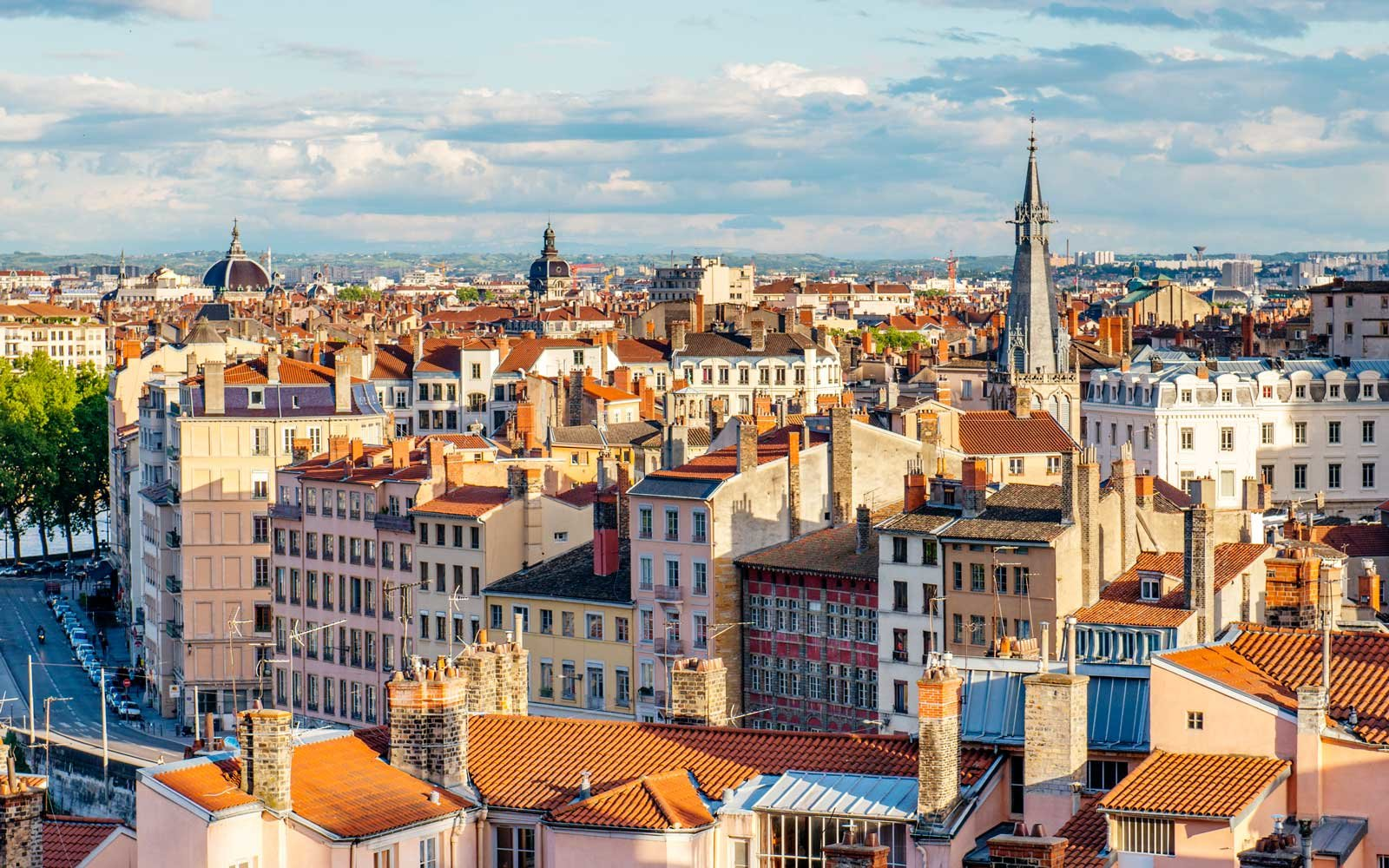 Lyon and Bordeaux France Flight Deal