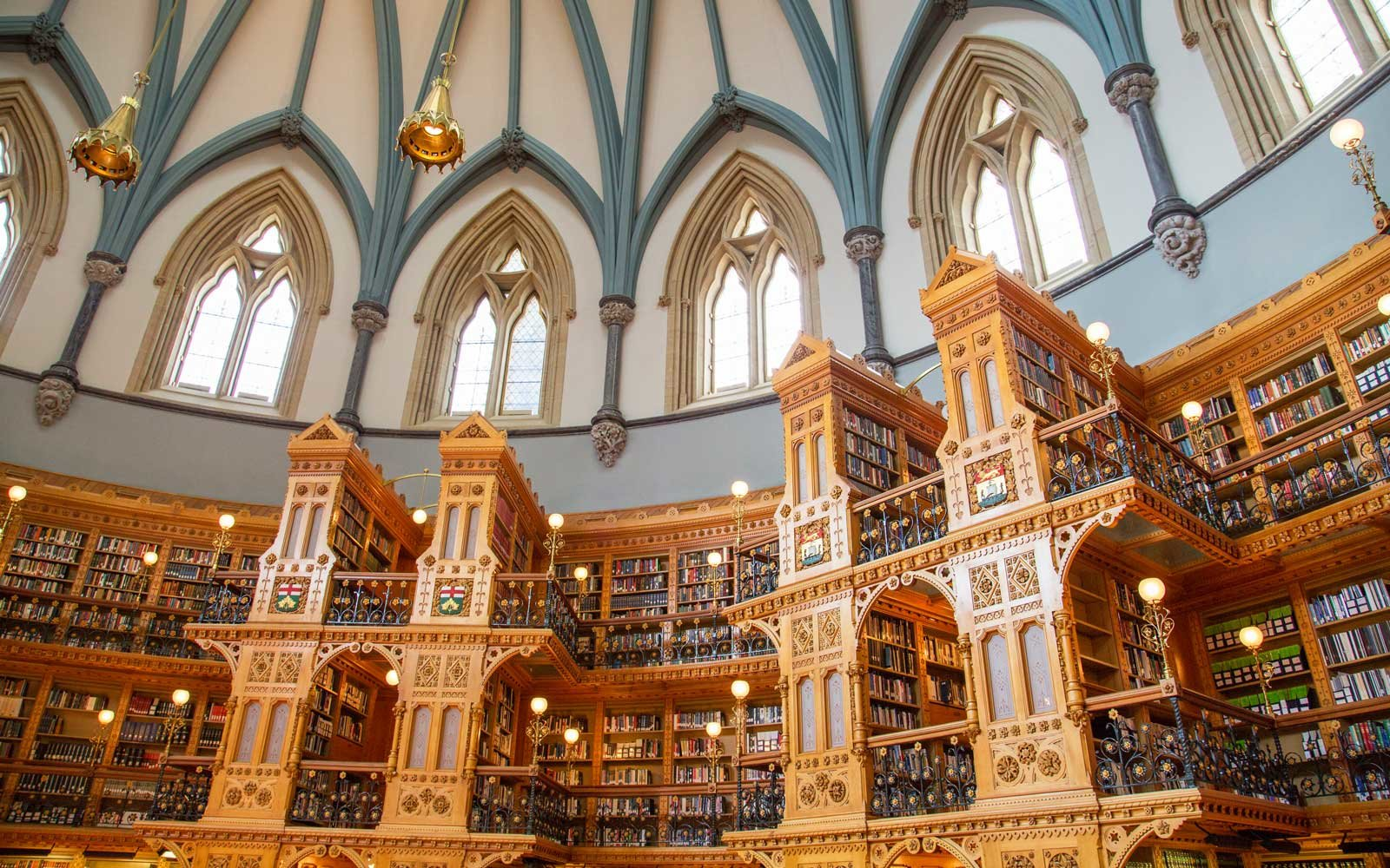 Magical Libraries That Look Like They're From Harry Potter ... - photo#37