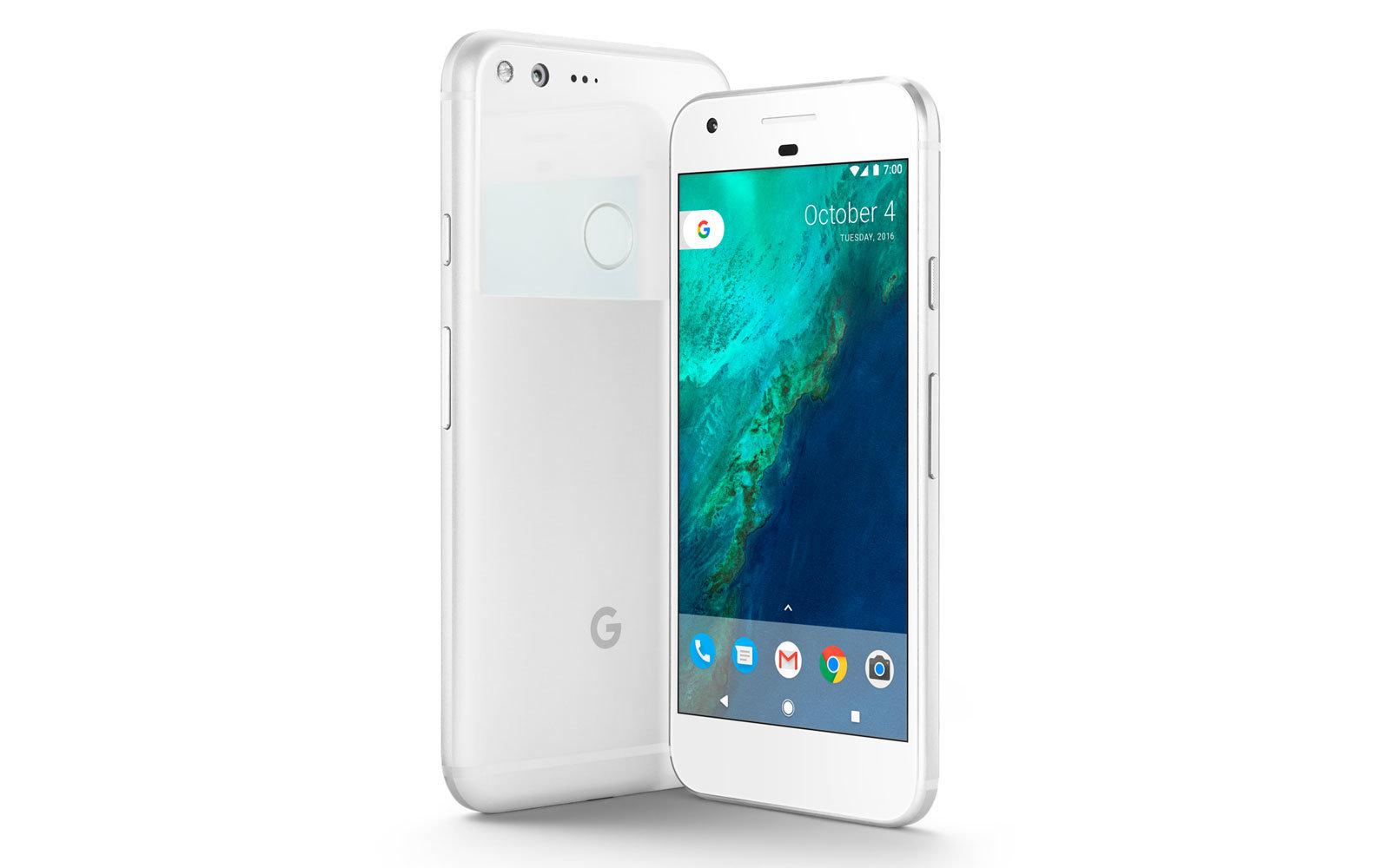 The Google Pixel phones.