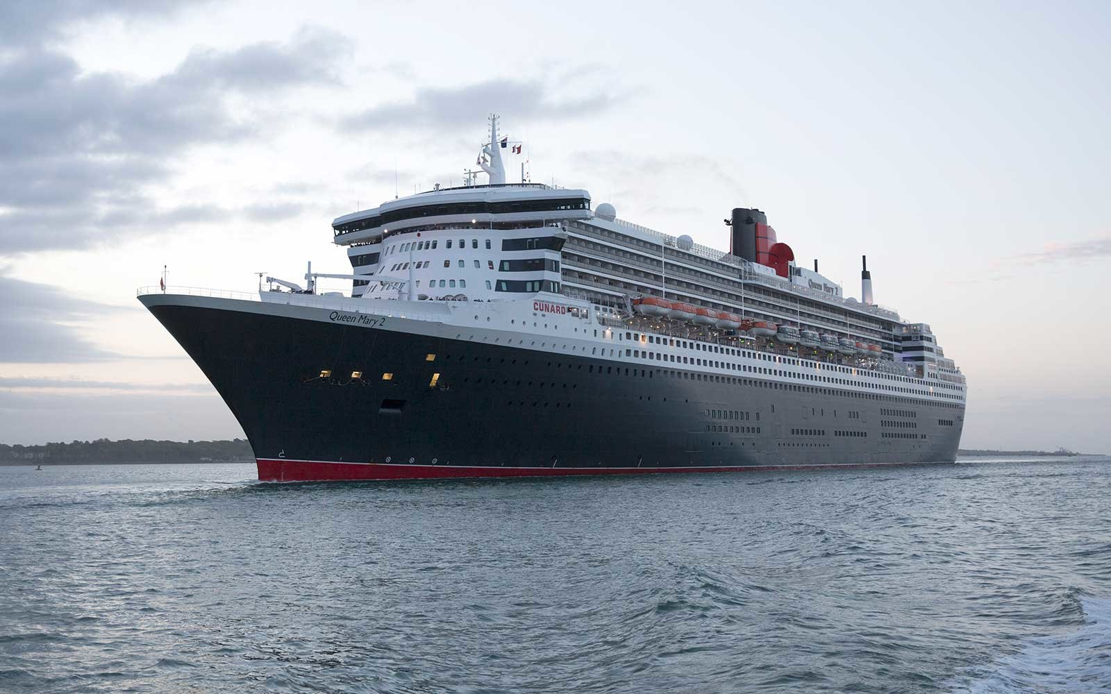 Set Sail on an Otherworldly Cunard Cruise