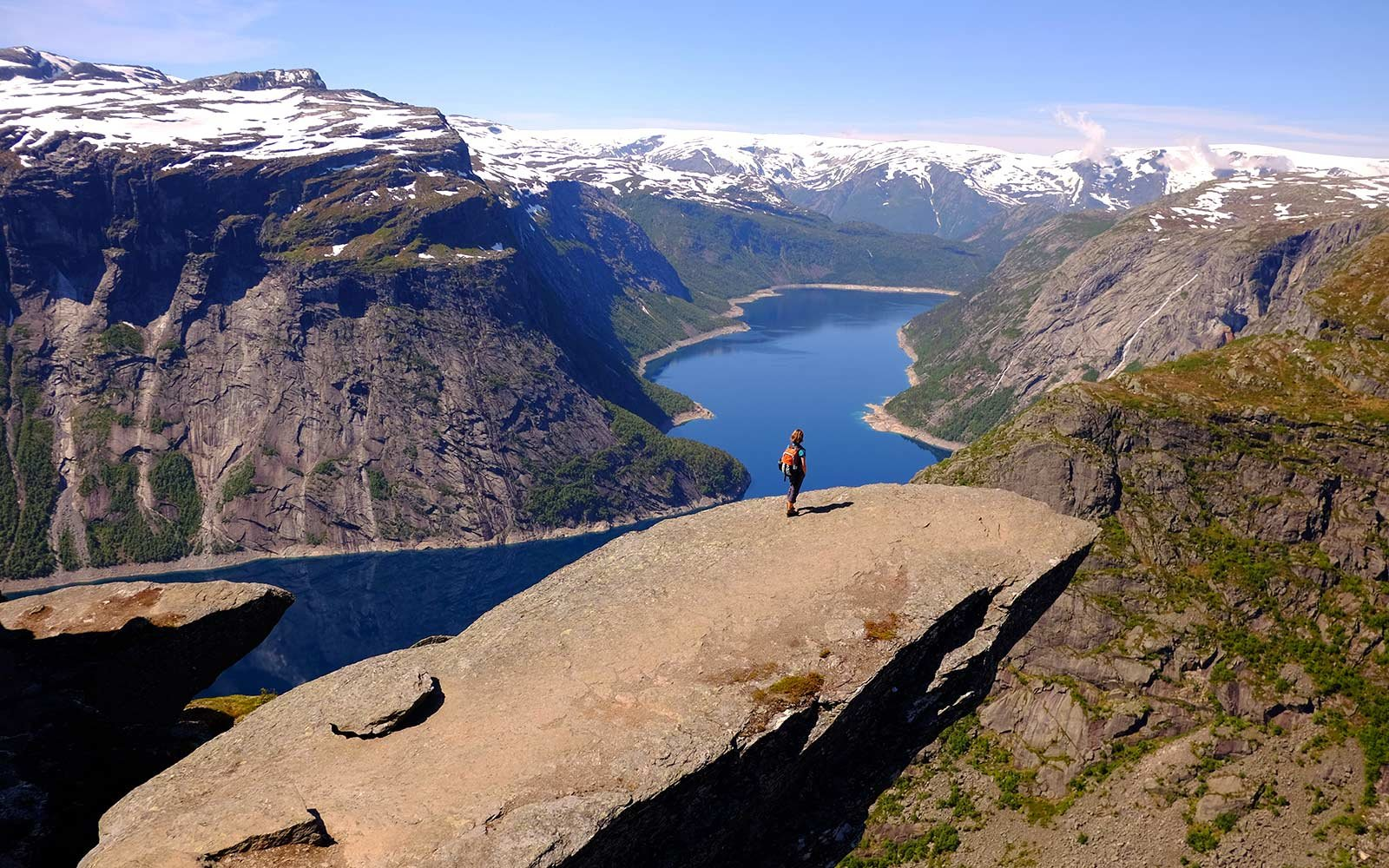Norway May be Limiting Tourists at its Popular Peaks
