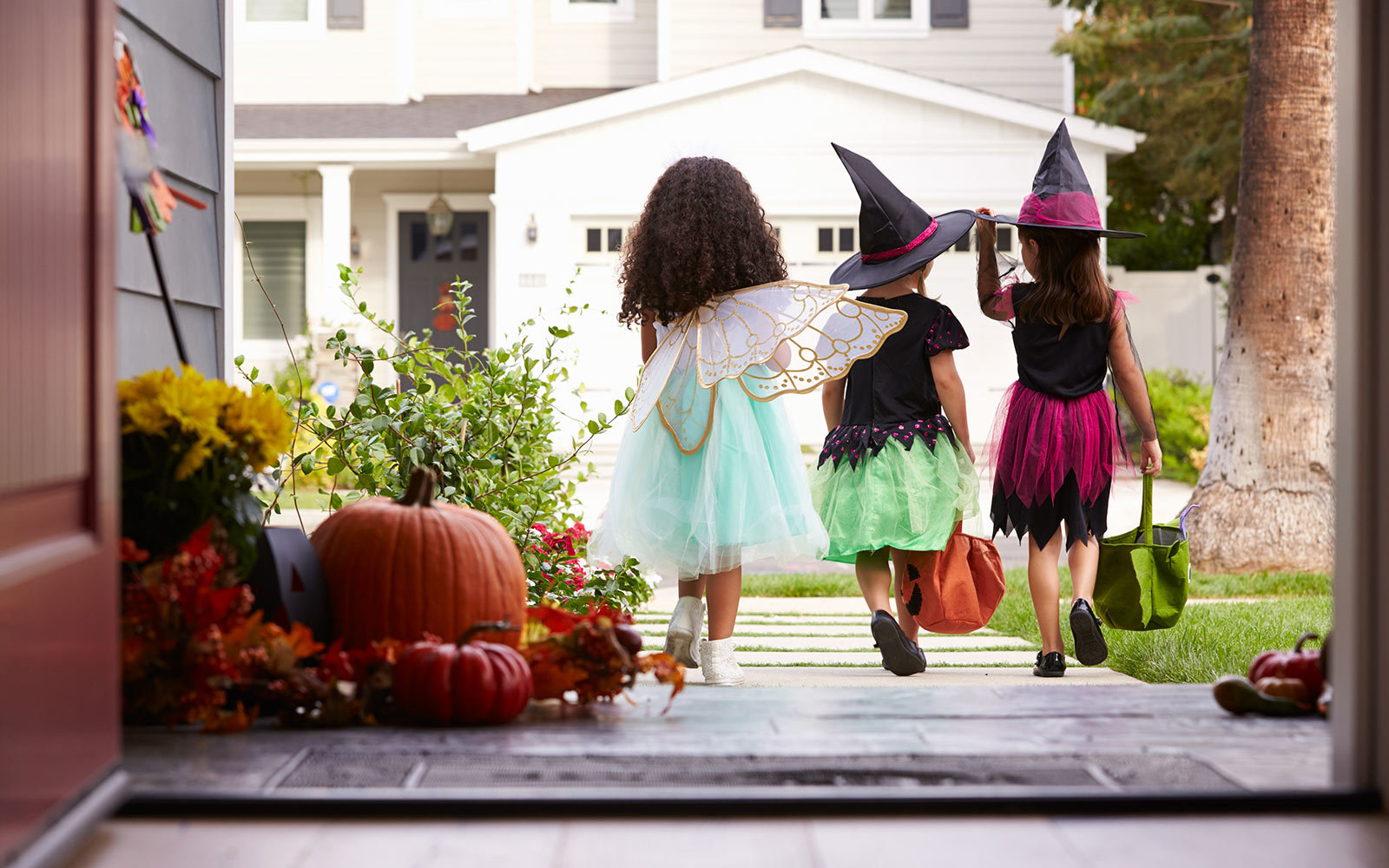 Best Cities for Trick-or-Treating