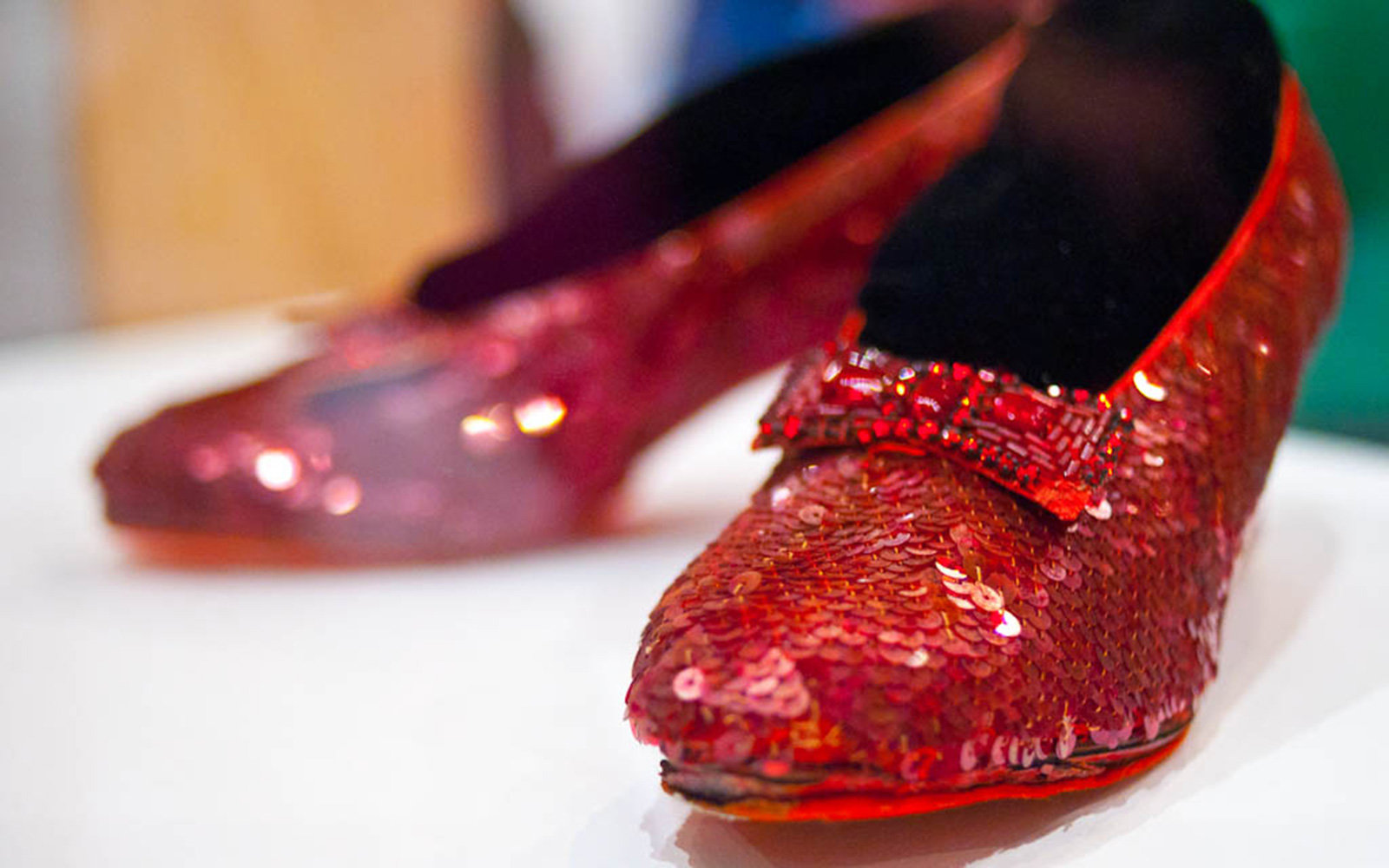 National Museum of American History Red Ruby Slippers