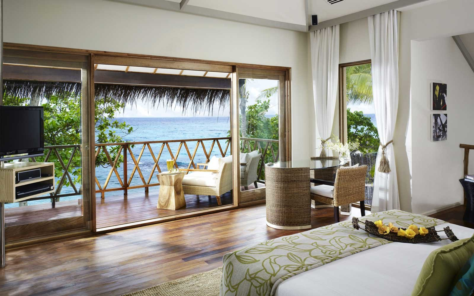 The ultimate dream hotels for honeymoons
