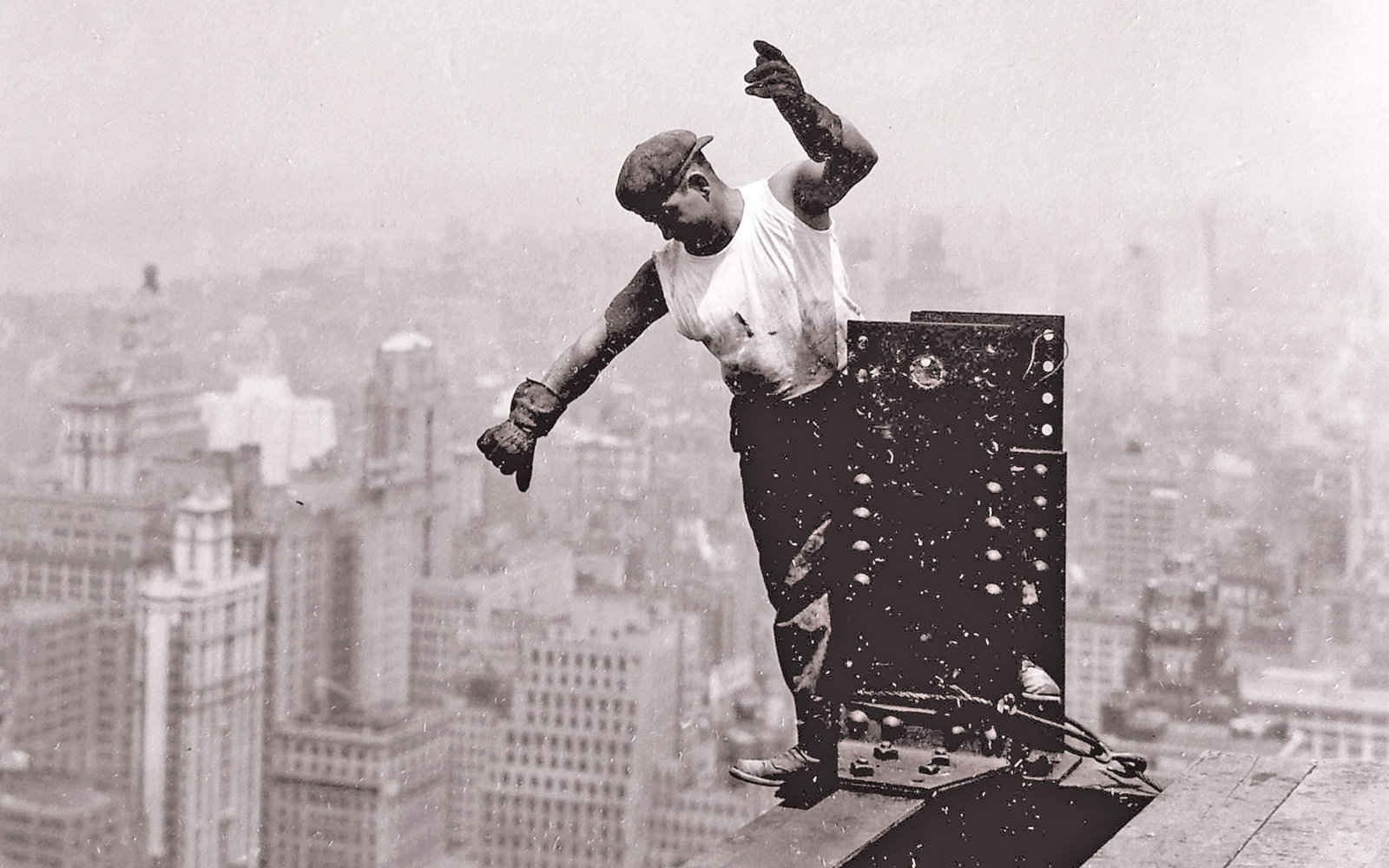 Deaths From Construction Of Empire State Building