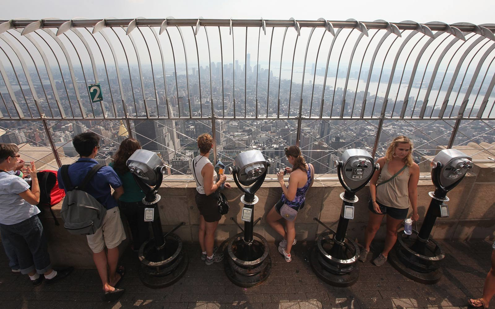 Observation Deck, Empire State Building