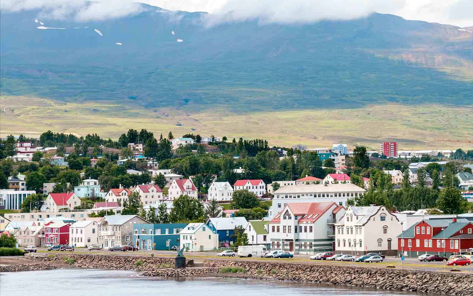 Iceland's First Domestic Route Puts Akureyri on the Map
