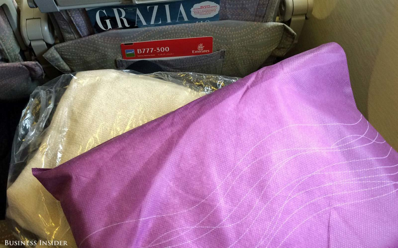 After taking a flight on Emirates, I never want to fly a domestic airline again