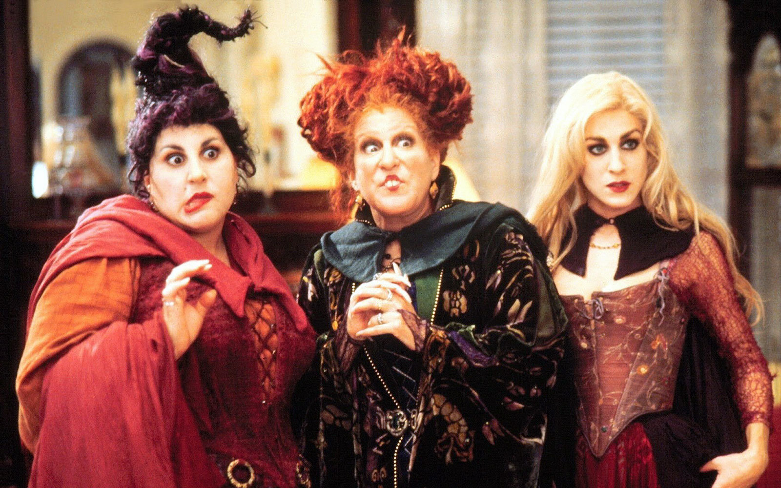 How to throw a Halloween party like Bette Midler.