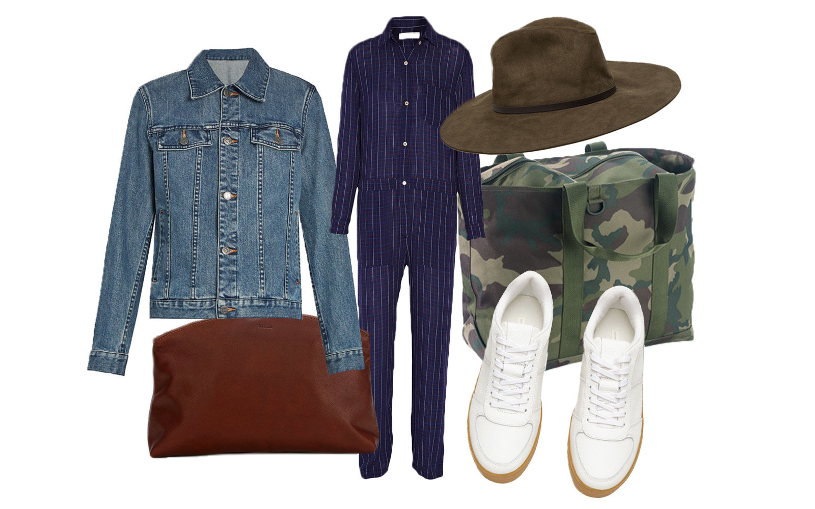 The Perfect Look for a Fall Afternoon in the Park