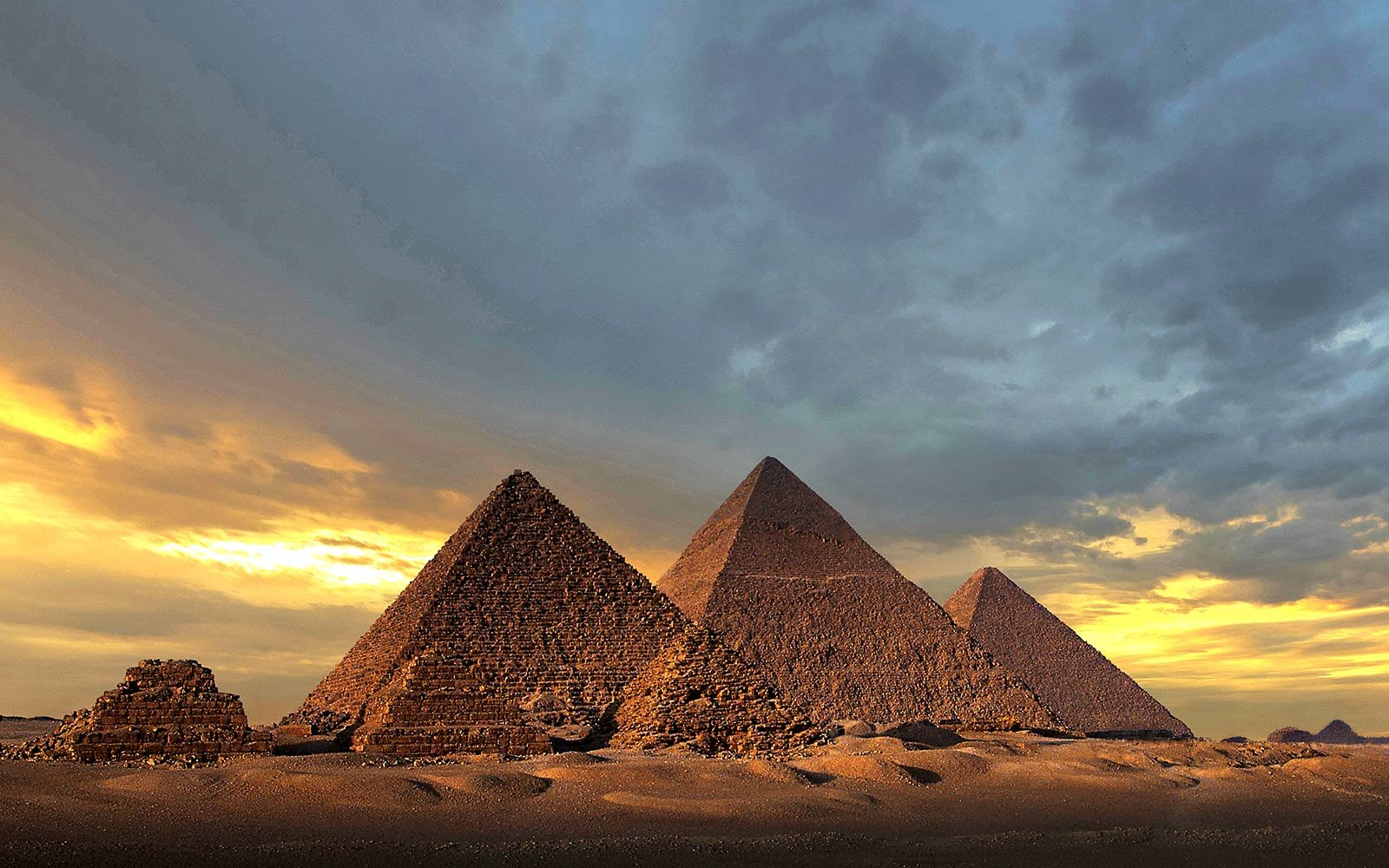 Secrets of Giza