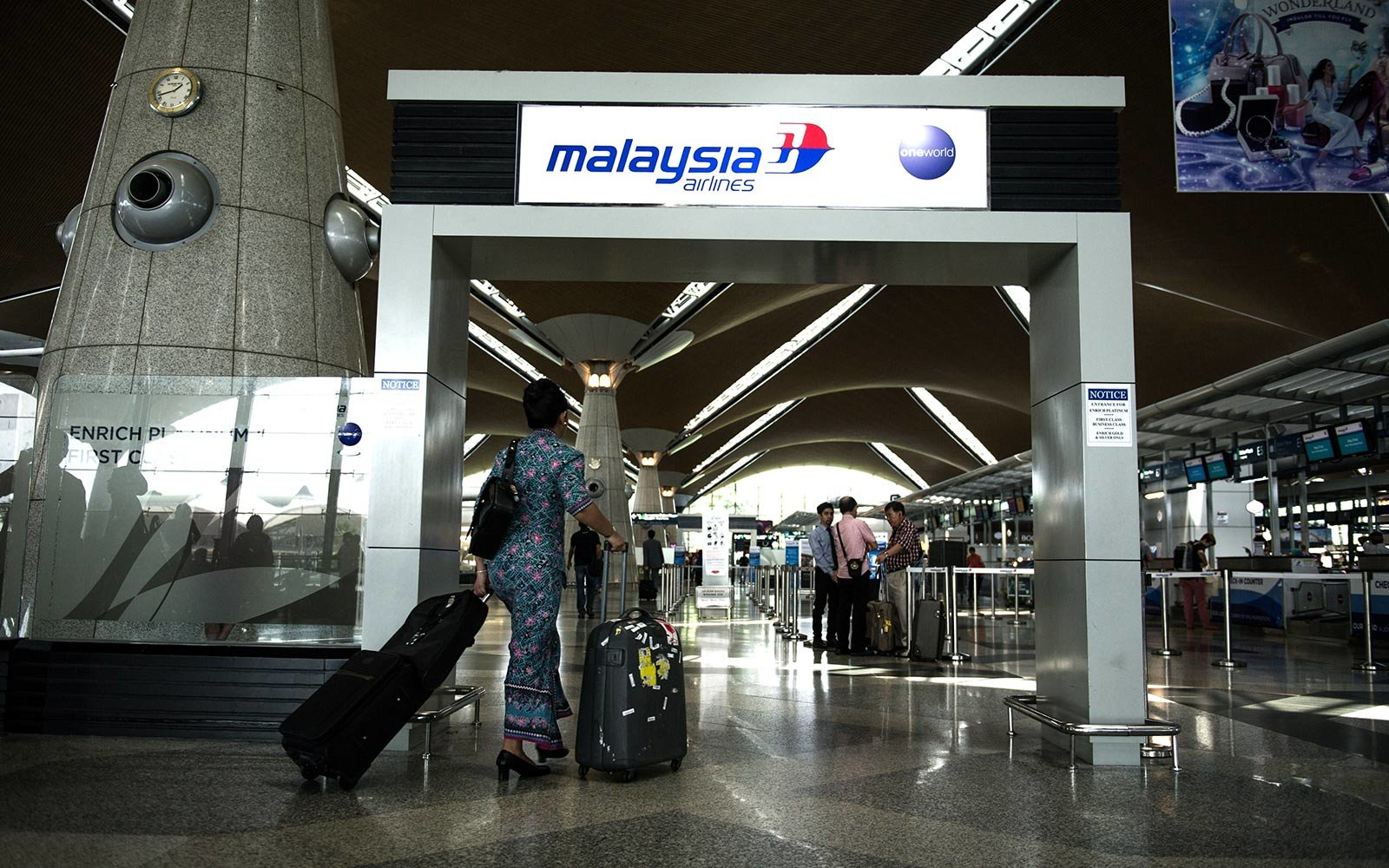 Malaysia Airports posts Emo Graphics