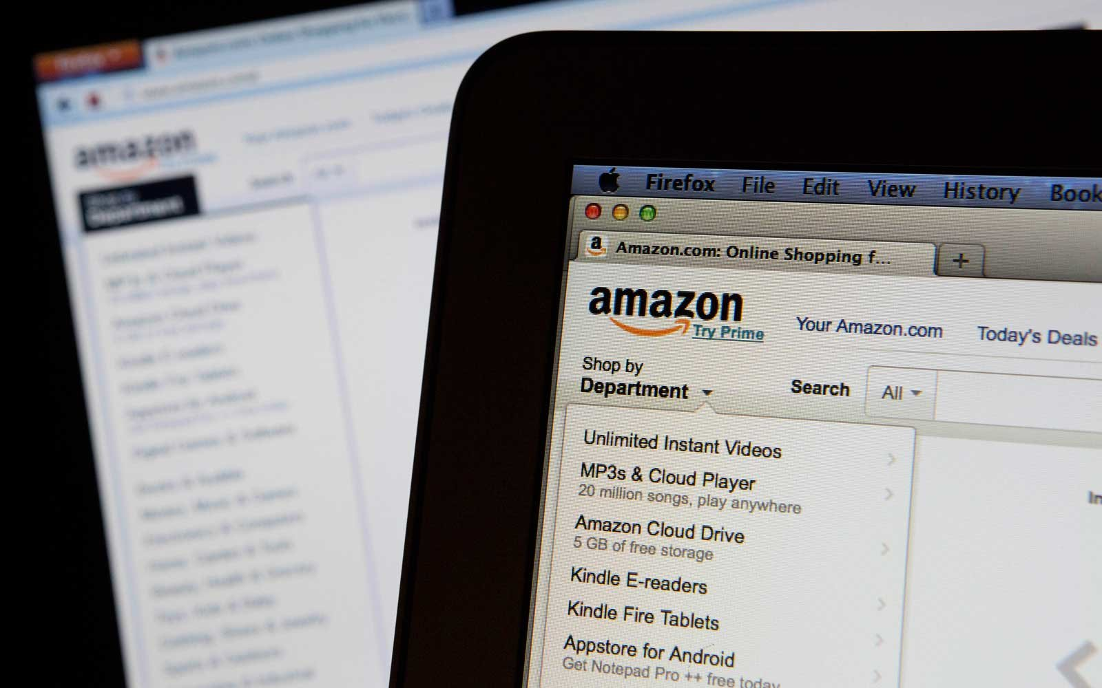 Amazon Just Opened Its Black Friday Deals Store | Travel +