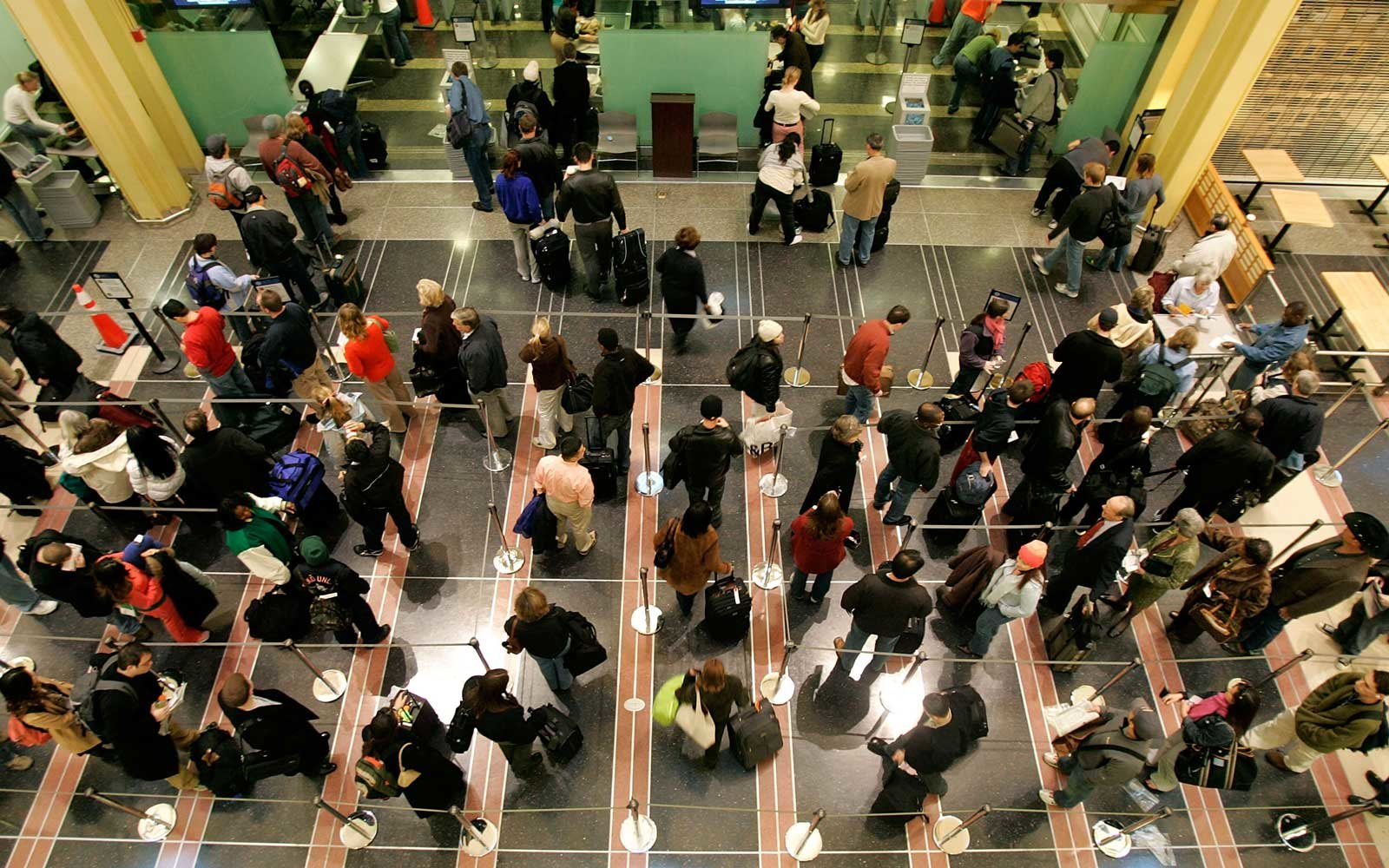 Thanksgiving Travel Hits All-Time High