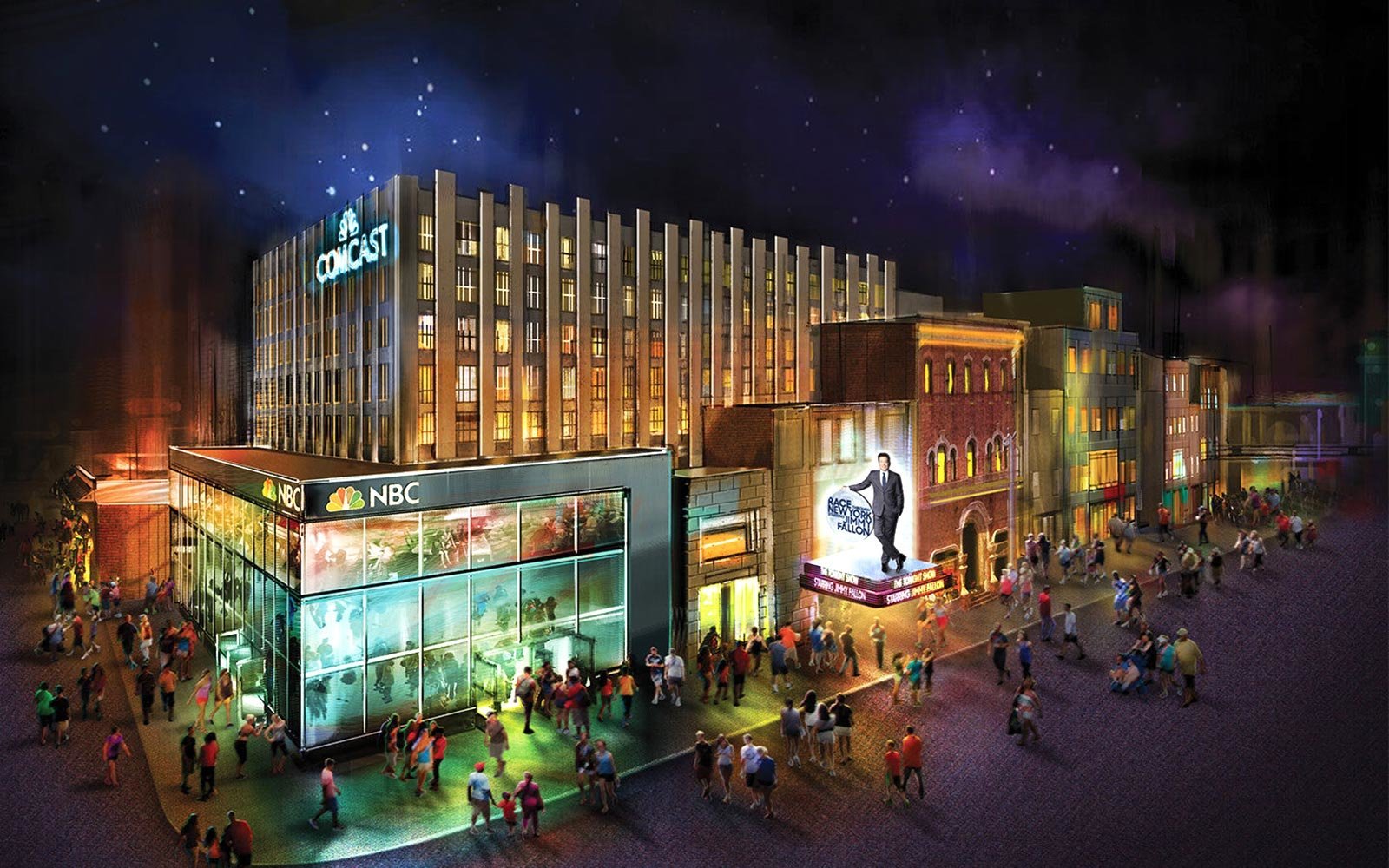 Universal Orlando Resort Reveals New Details About Jimmy Fallon Ride