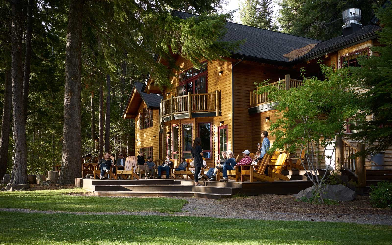 The Suttle Lodge, Oregon