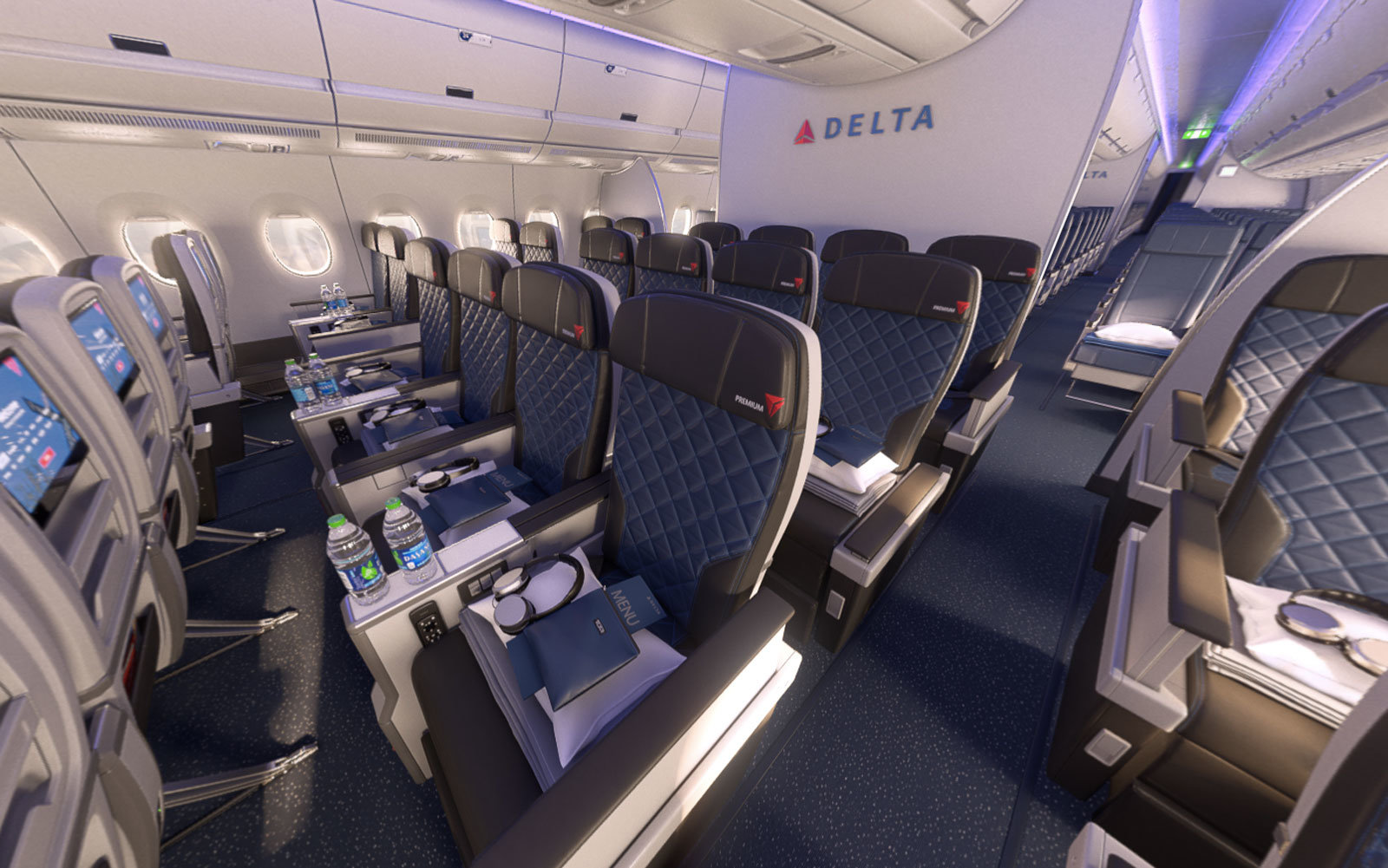 Four Of Our Favorite Things About Delta Premium Economy Travel