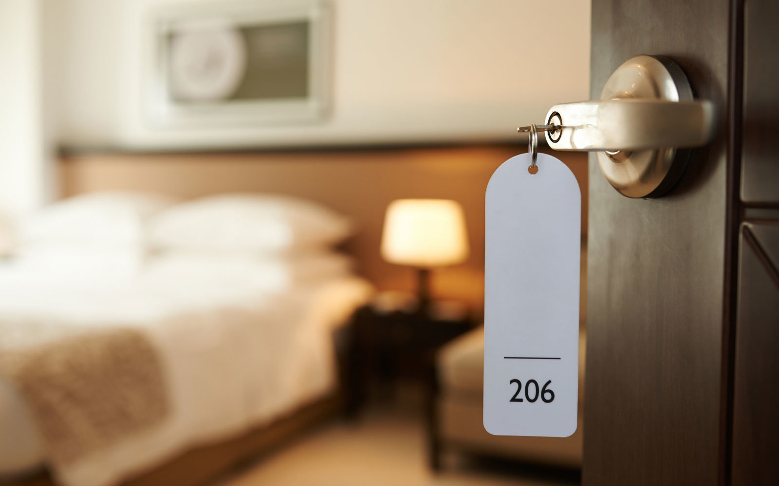 Hotel rooms are cheaper in November and January.