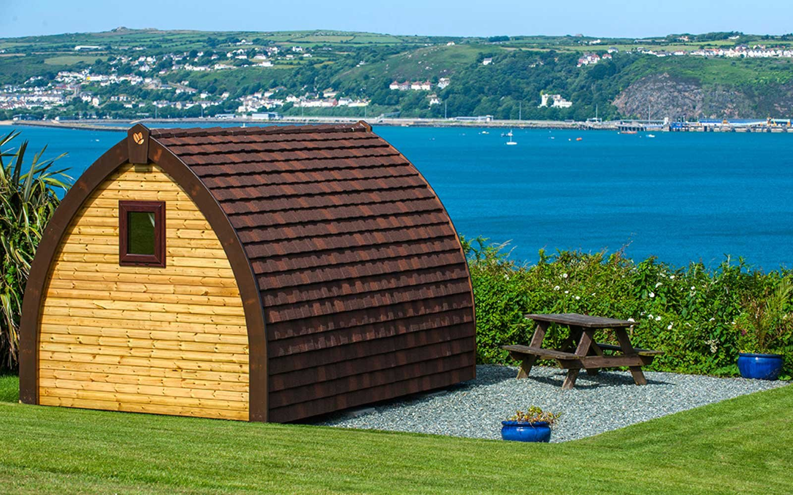 UK's Best Glamping Options