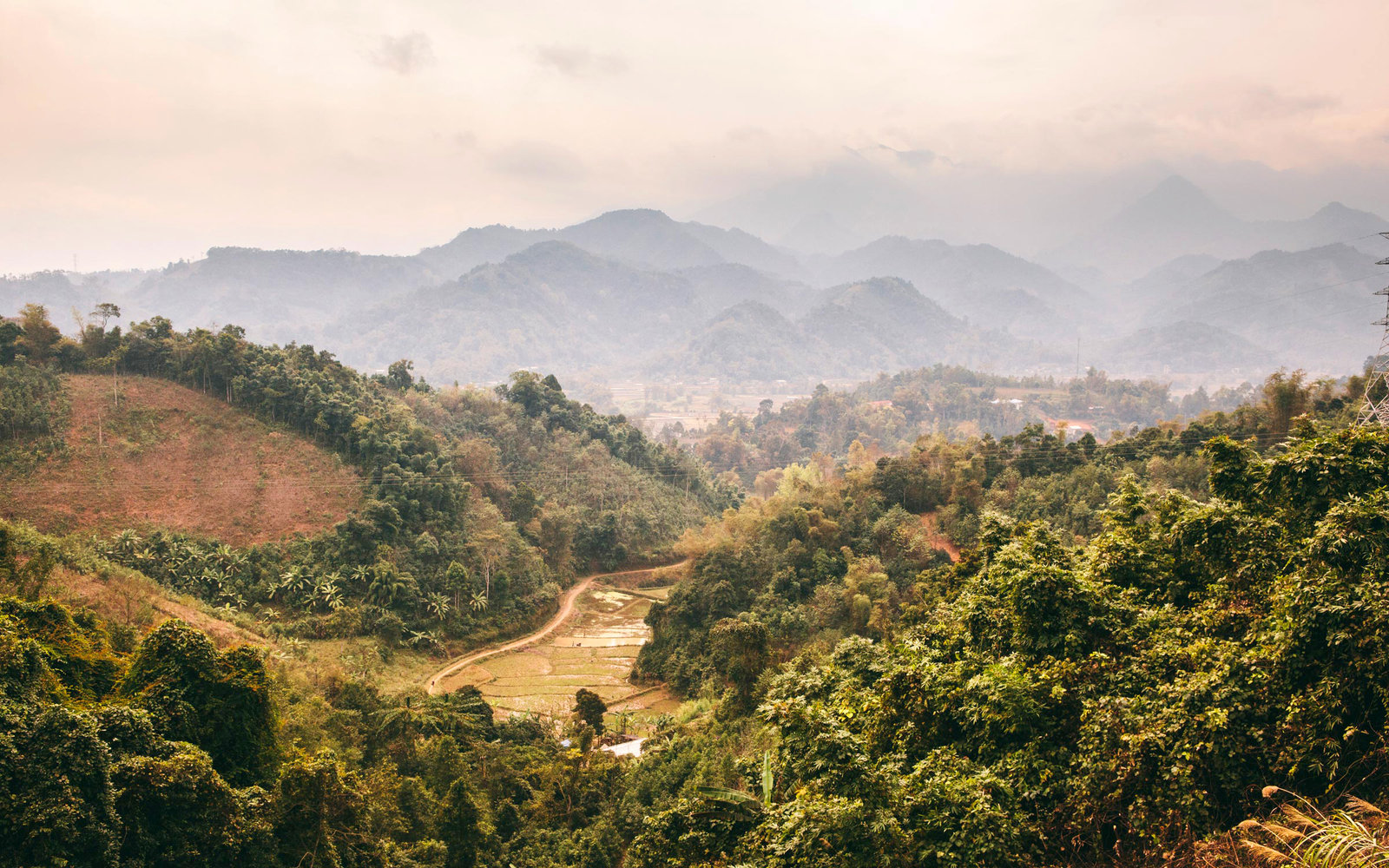 A Motorcycle Trip Through Northern Vietnam